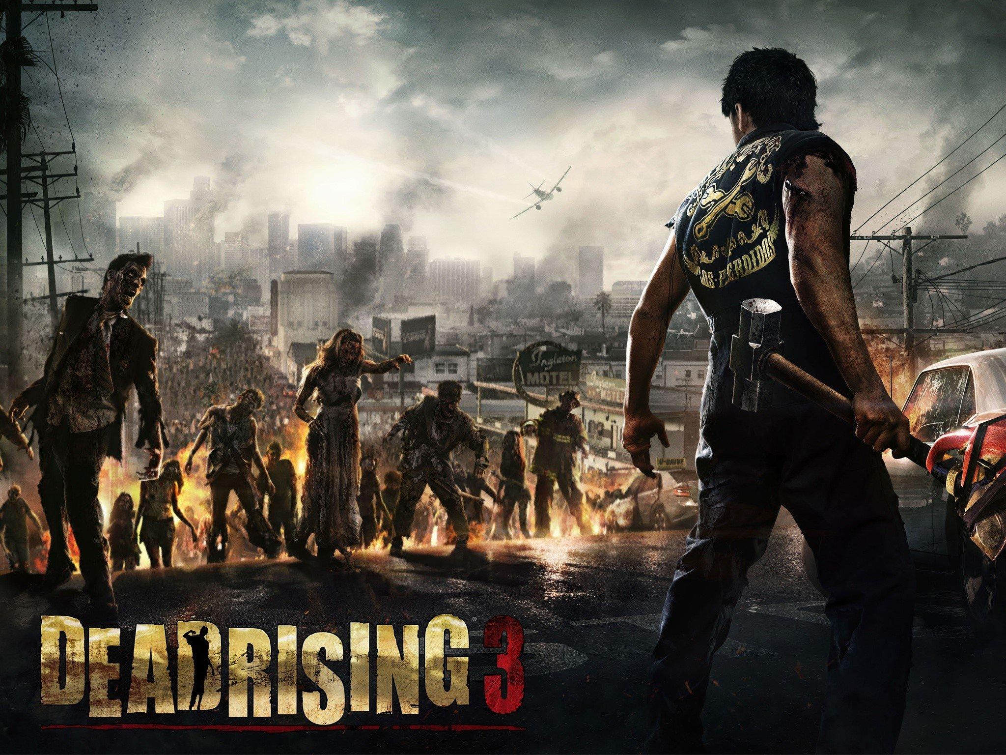 Fondo de pantalla de Juego Dead Rising 3 Imágenes