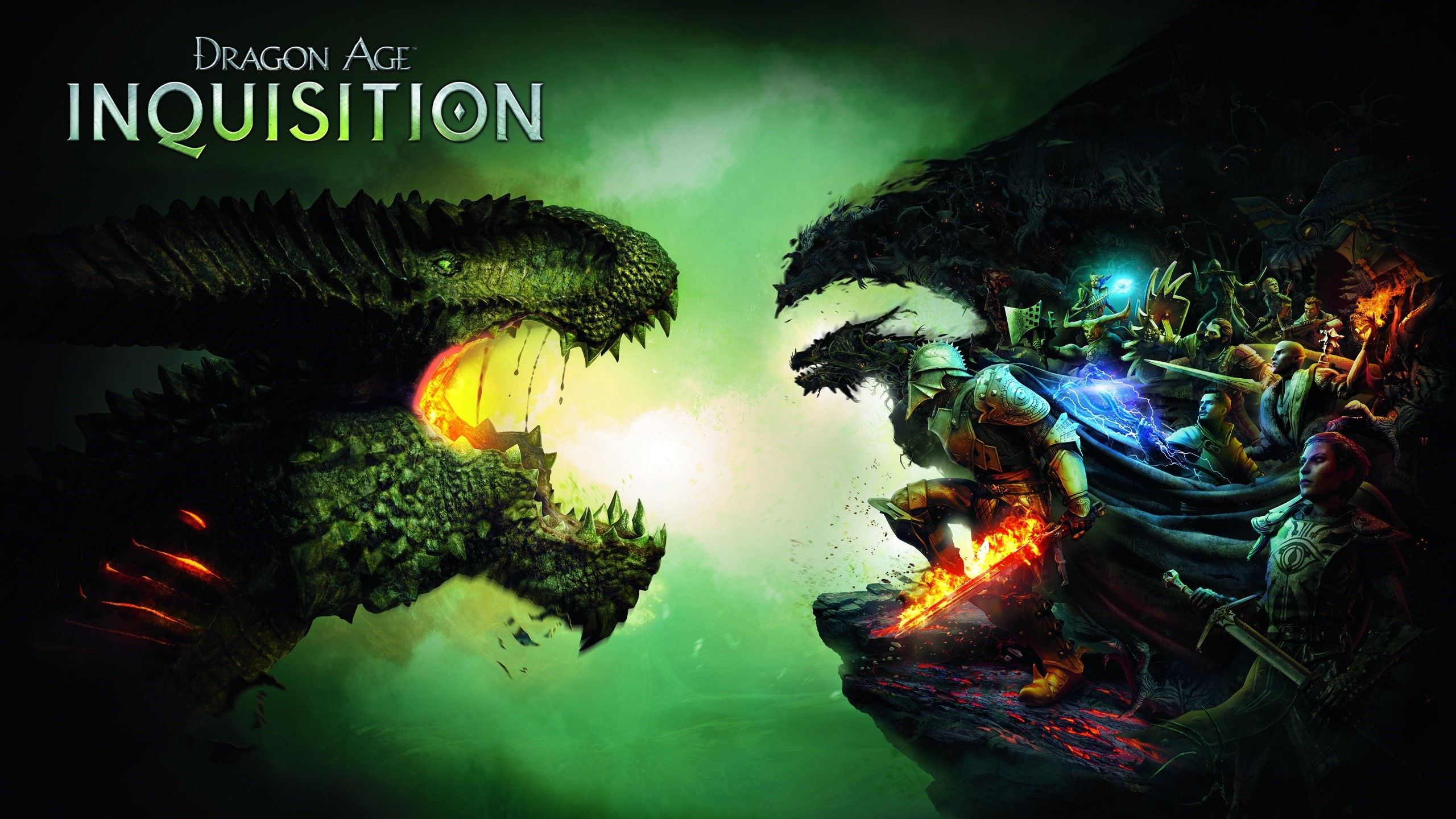 Wallpaper Game Dragon Age Inquisition