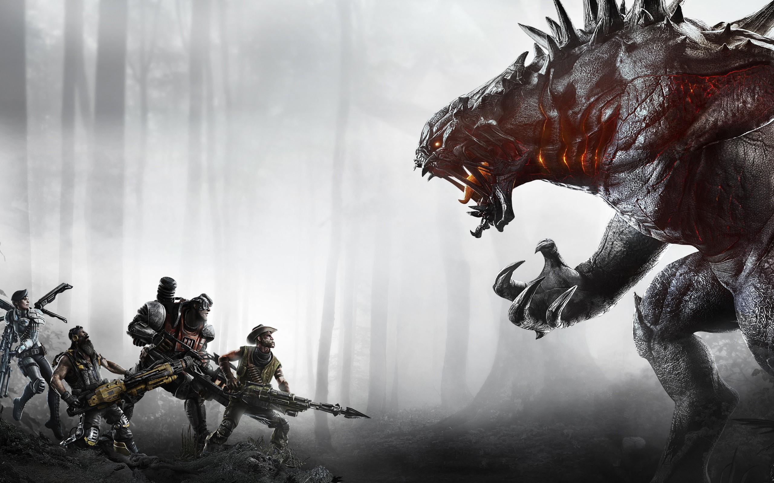 Wallpaper Evolve game