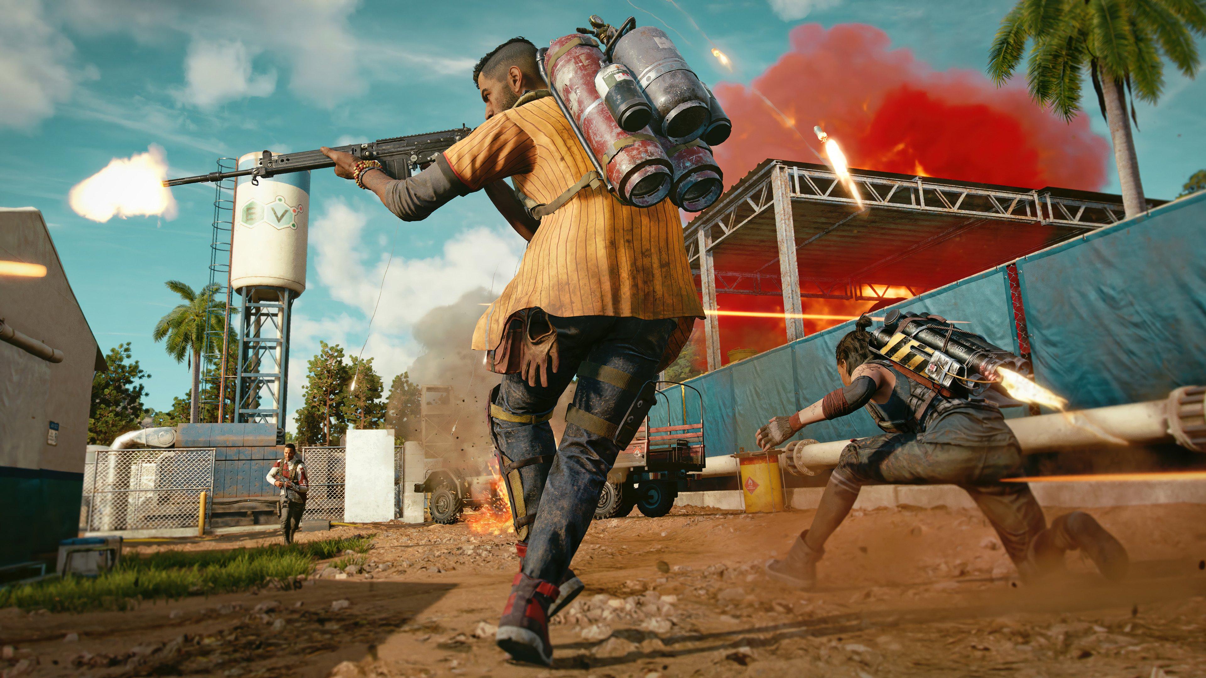 Fondos de pantalla Juego Far Cry 6