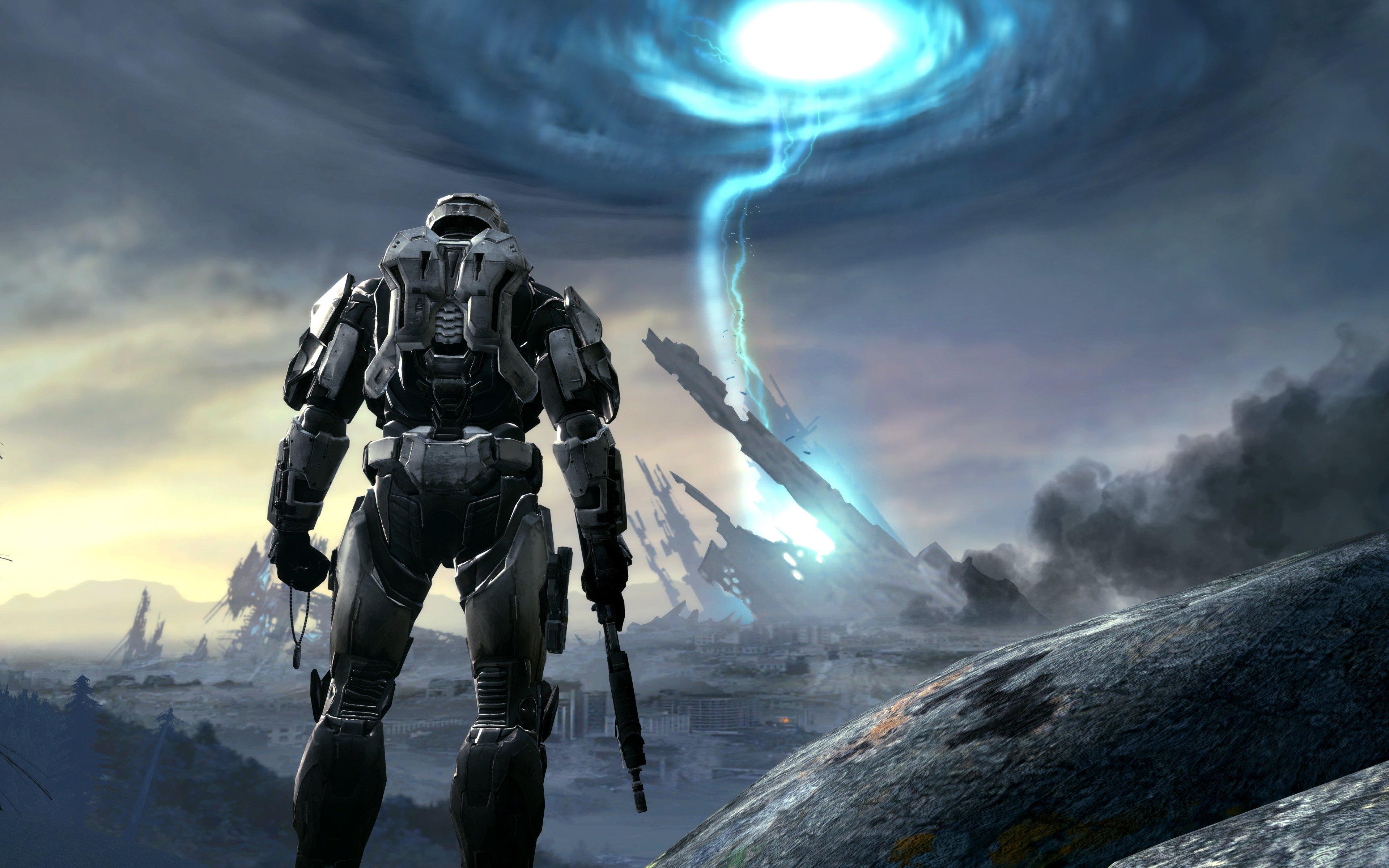 Fondos de pantalla Juego Halo Artwork