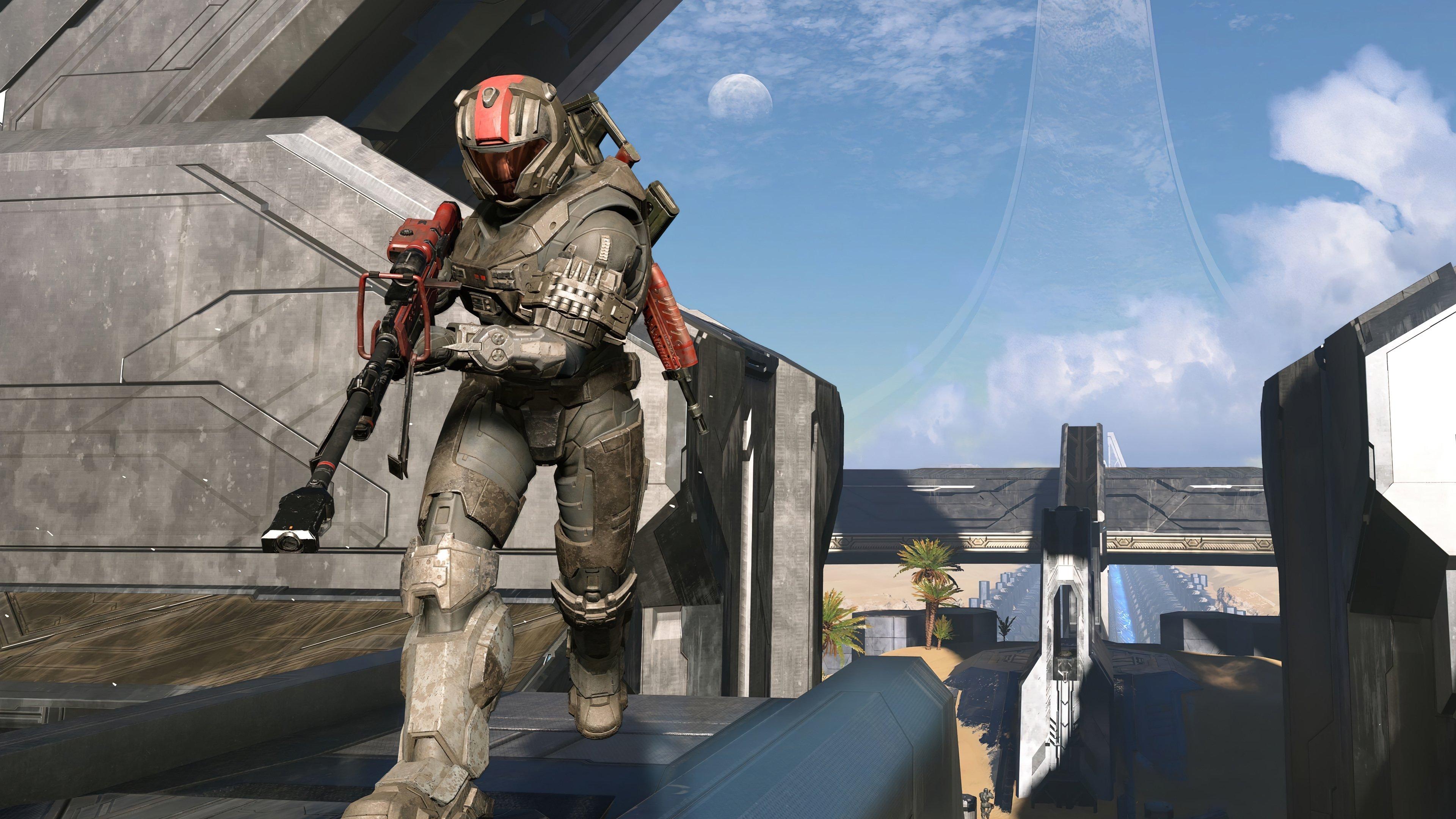 Fondos de pantalla Juego Halo Infinite