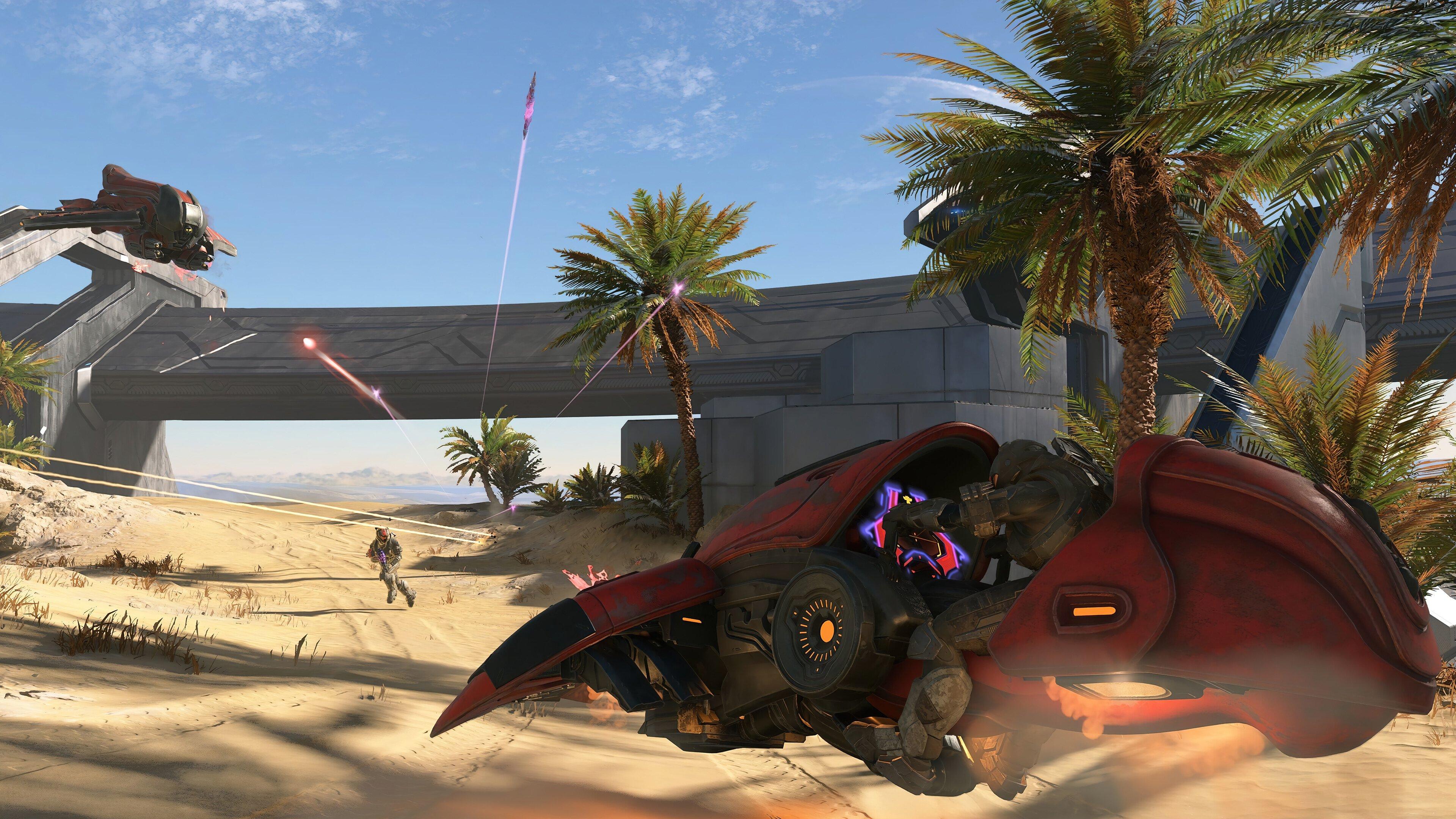 Wallpaper Halo Infinite Game Multiplayer