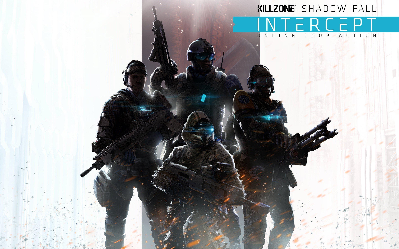Wallpaper Game Killzone shadow fall