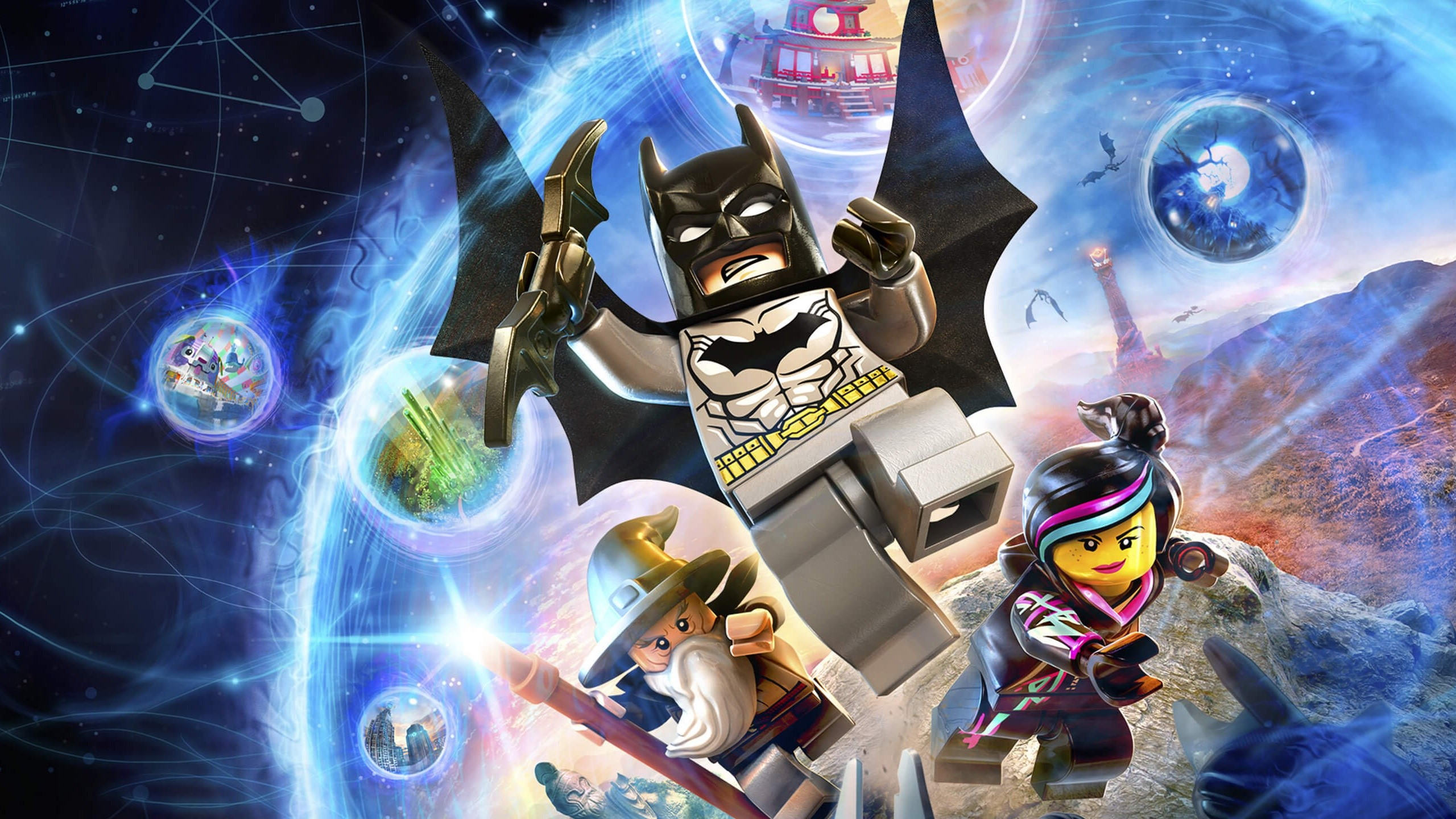 Wallpaper Game Lego Dimensions