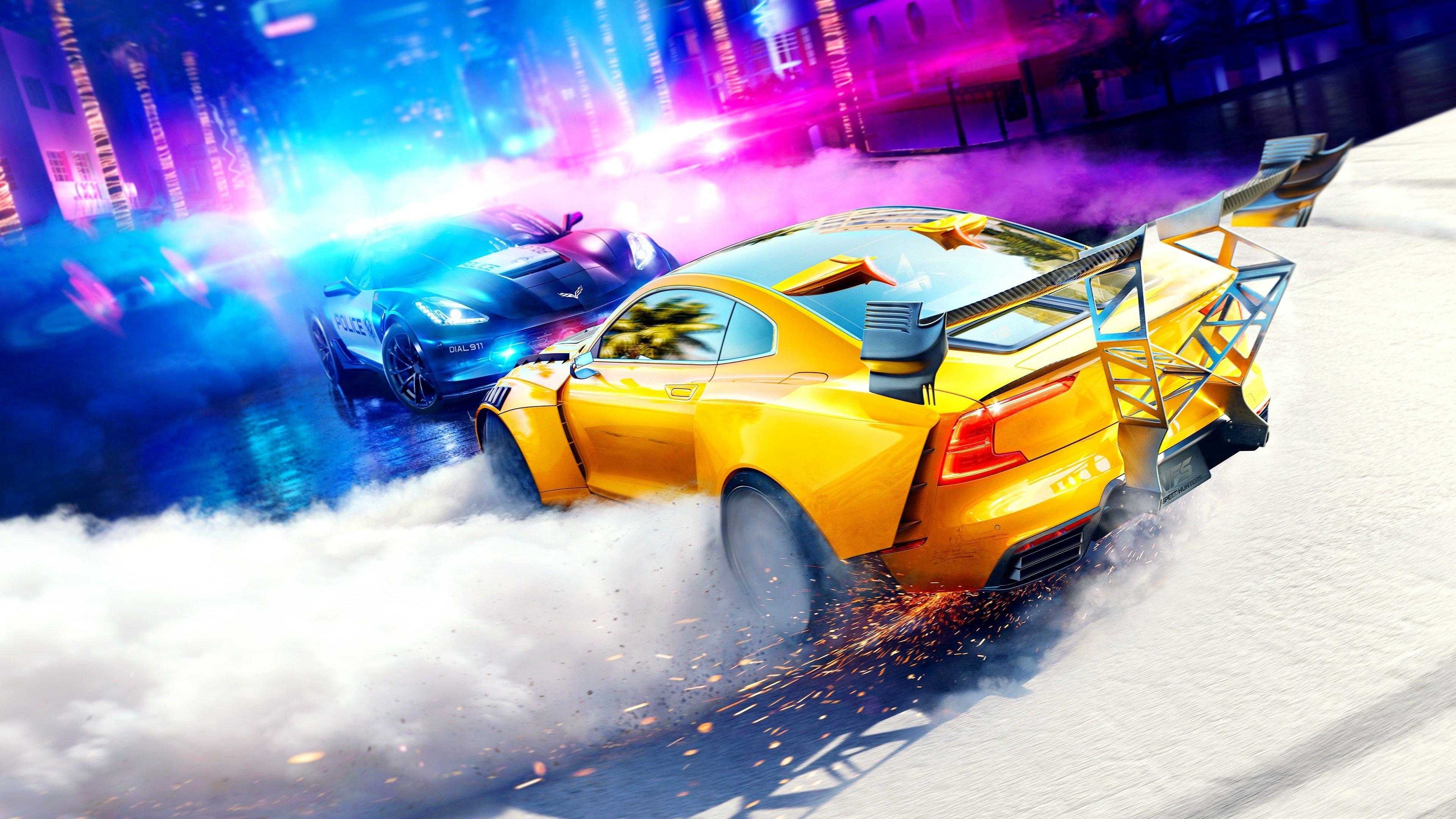 Fondos de pantalla Juego Need for Speed Heat