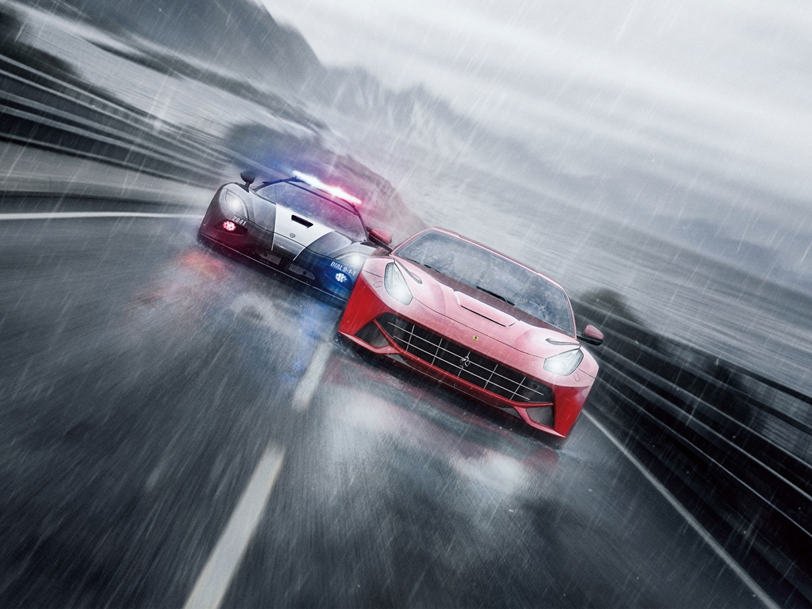 Wallpaper Juego Need for speed rivals Images