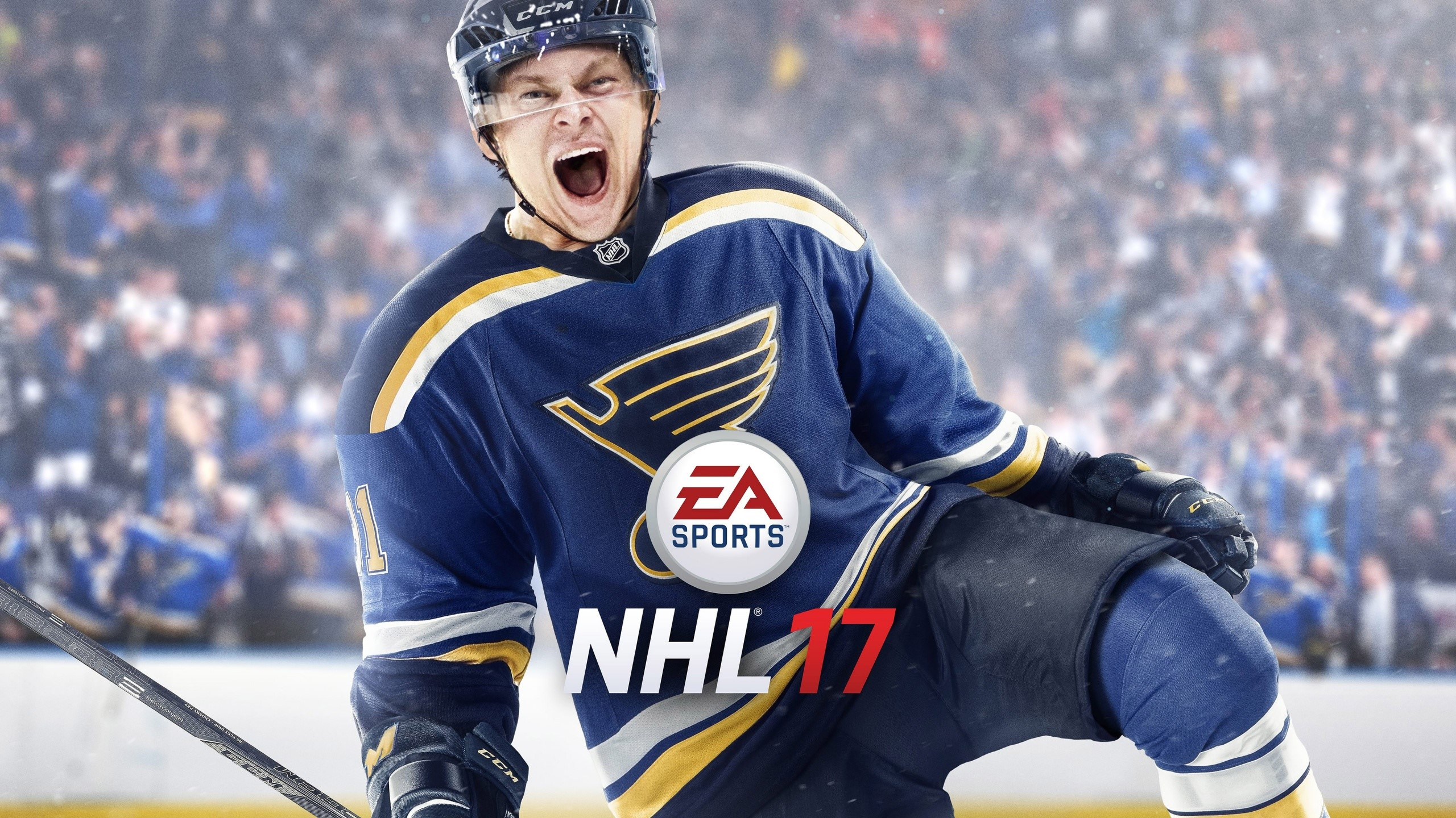 Wallpaper Juego NHL 17 de EA sports