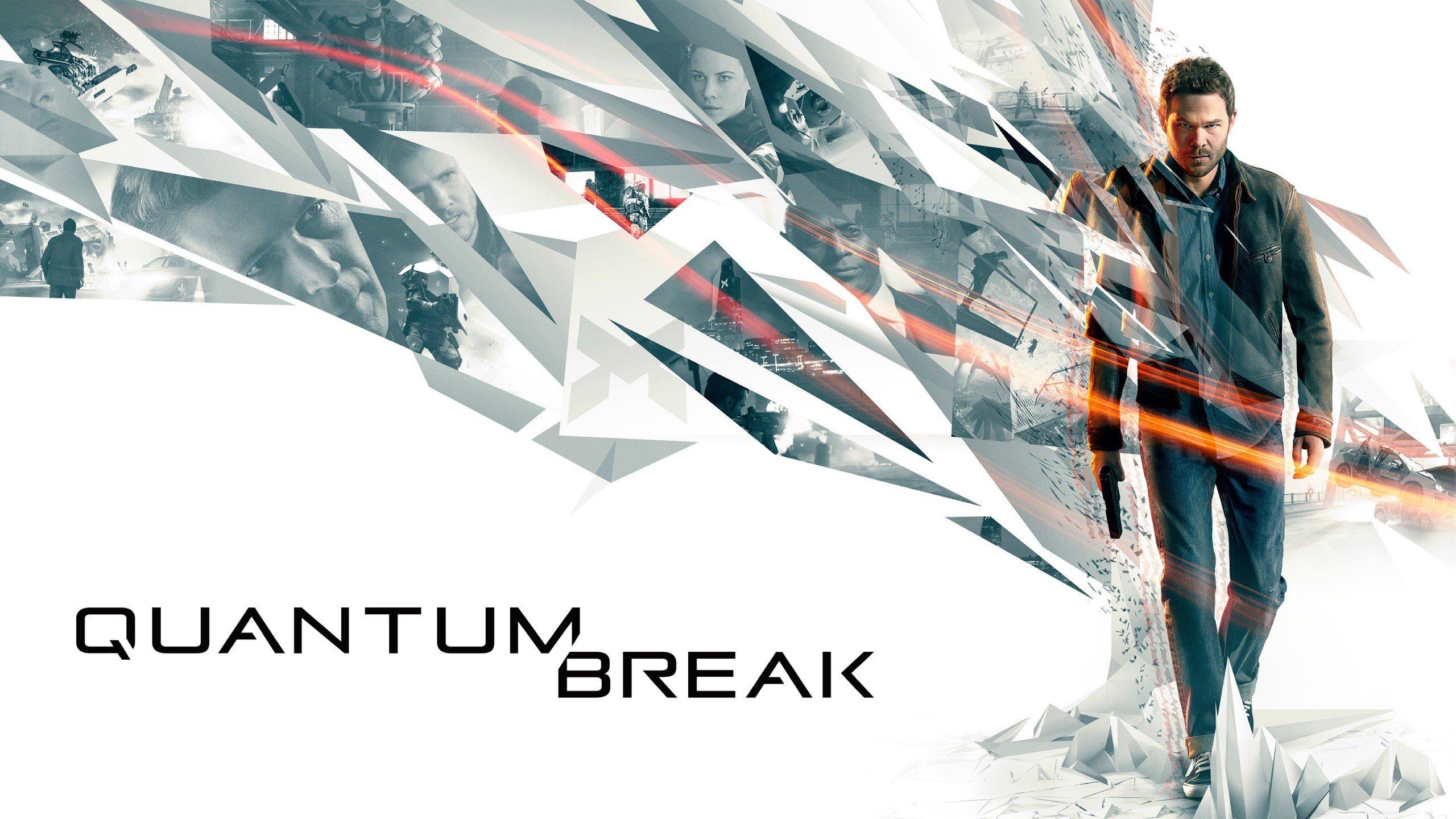 Wallpaper Quantum Break game