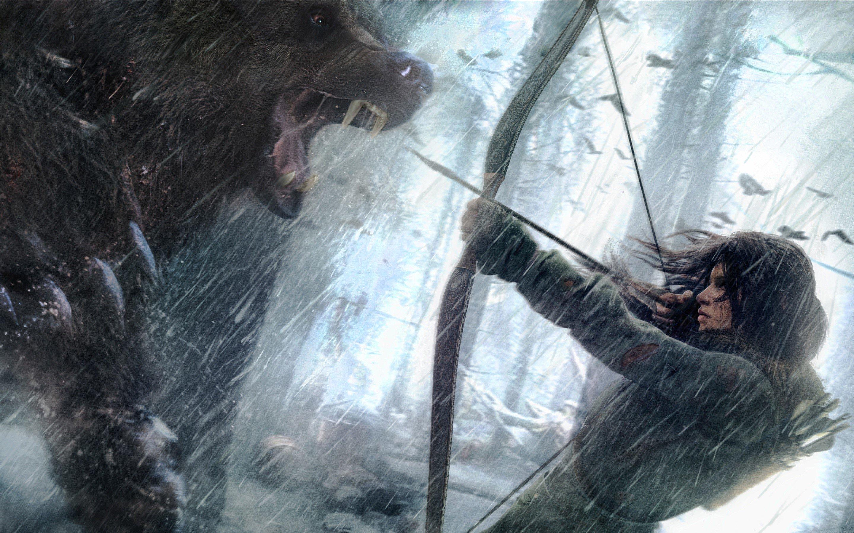 Fondo de pantalla de Juego- Rise Of The Tomb Raider Imágenes
