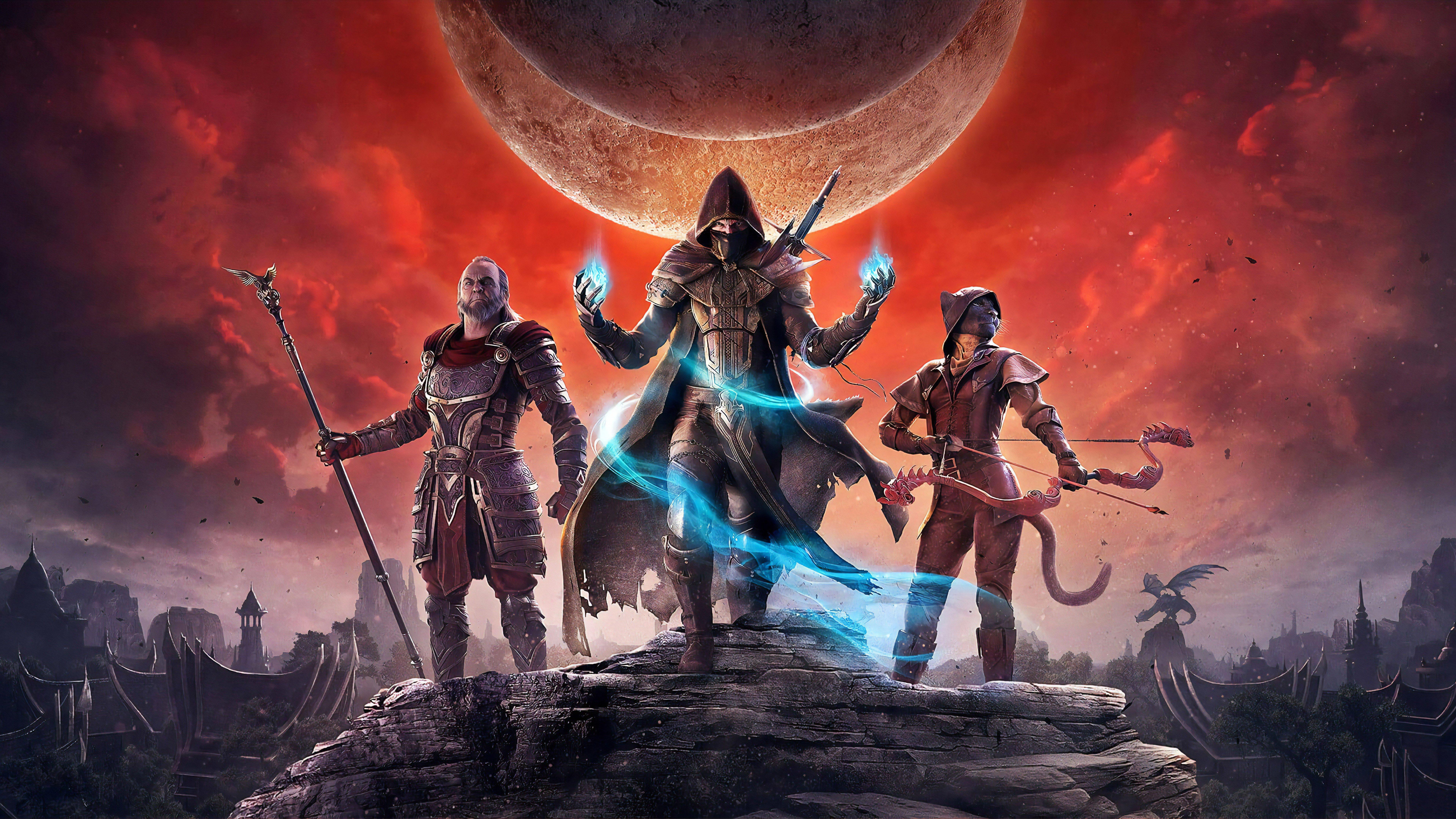 Fondos de pantalla Juego The Elder Scrolls