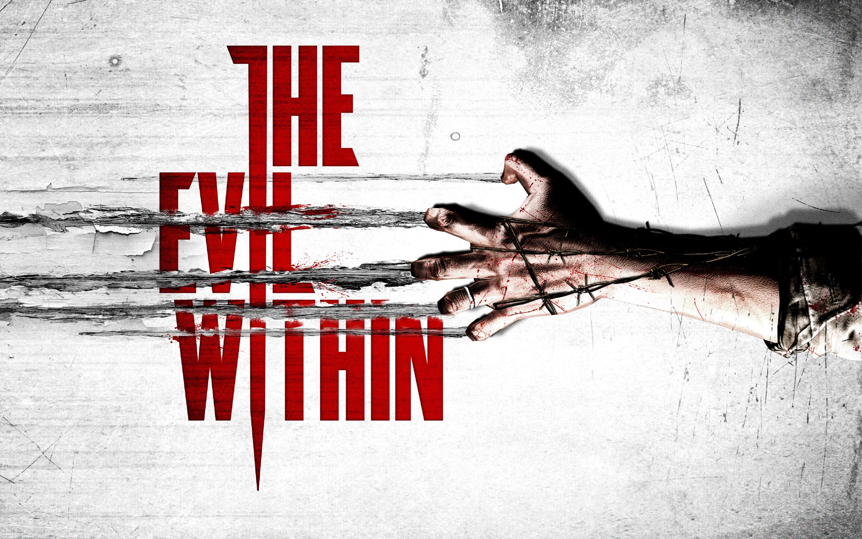 Wallpaper Game The Evil Within 2014