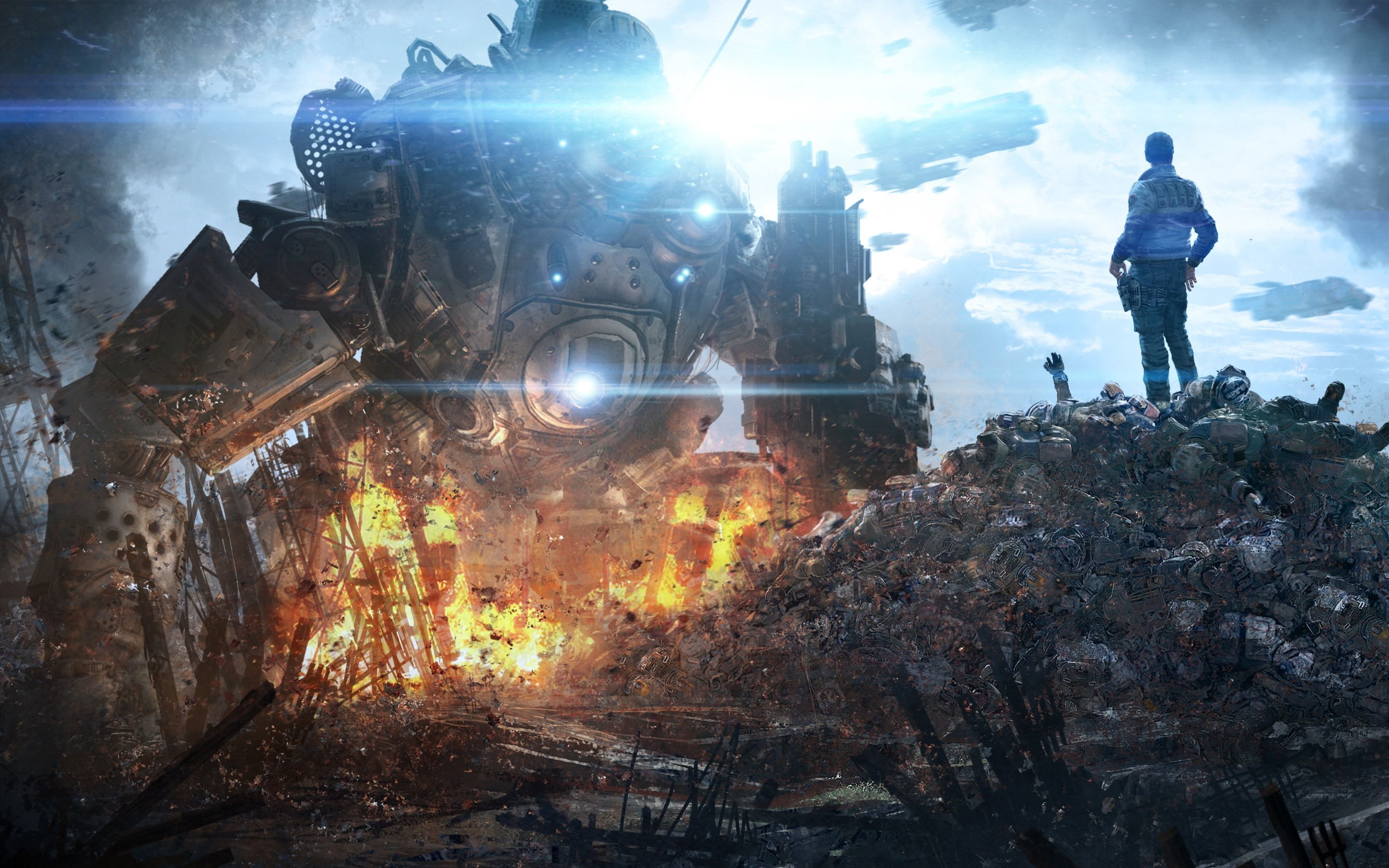 Wallpaper Juego Titanfall Images