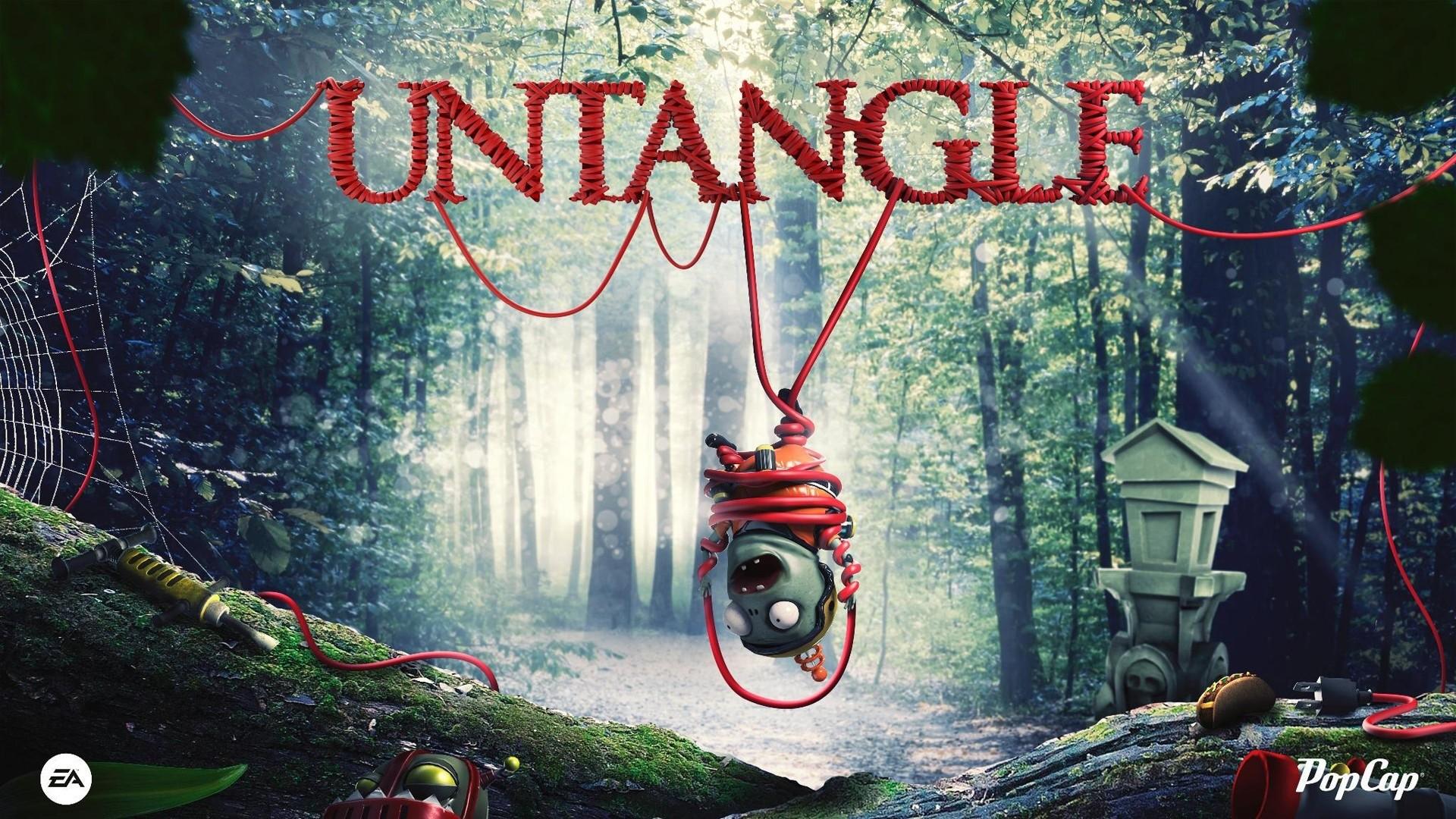 Fondos de pantalla Juego Untangle