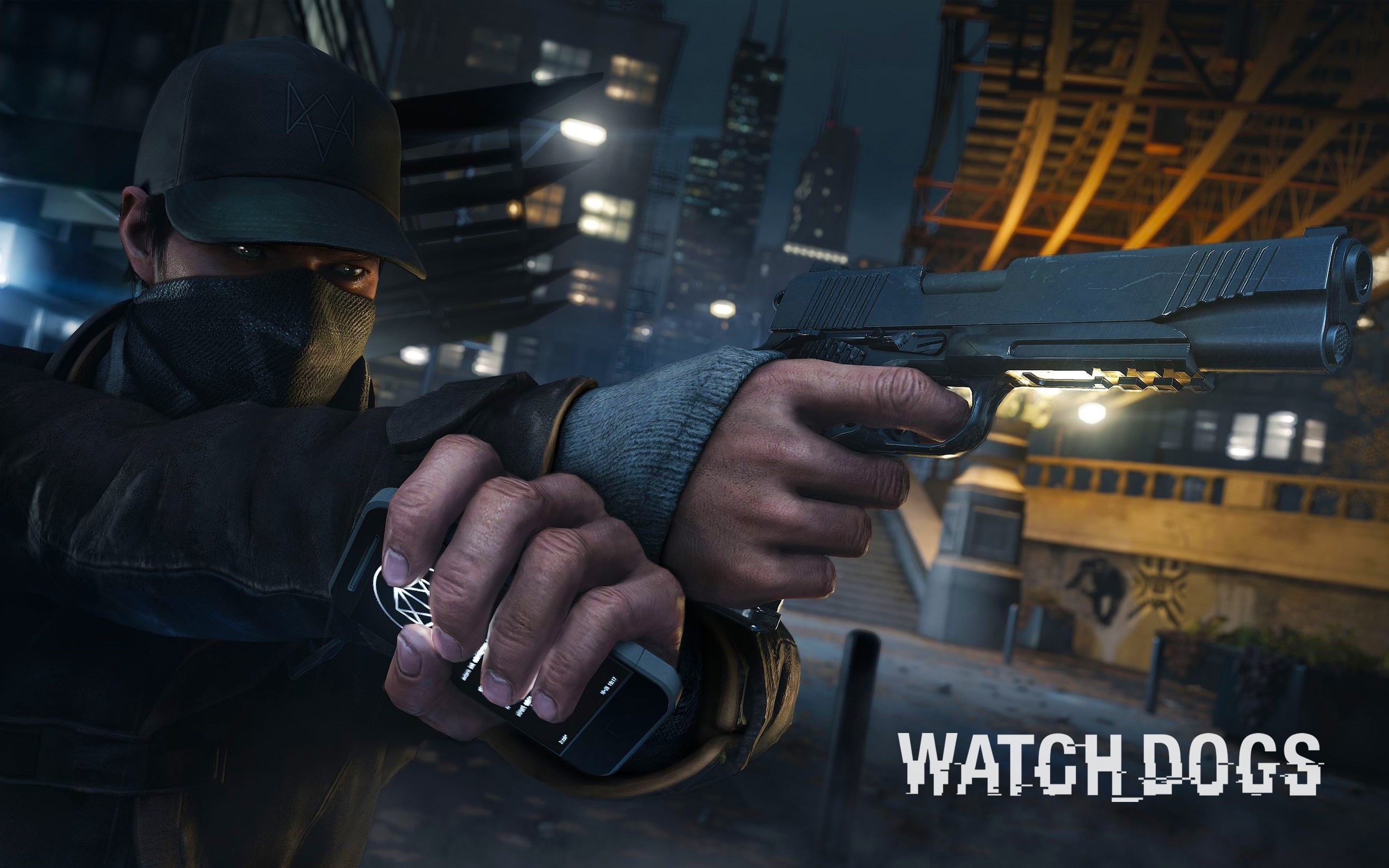Wallpaper Game Watch Dogs