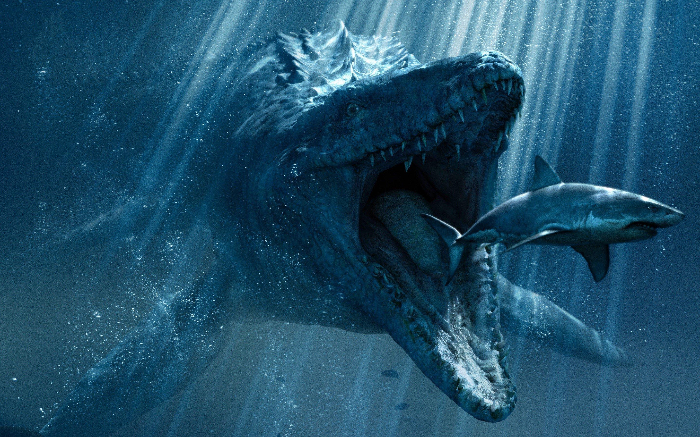Wallpaper Jurassic World 4