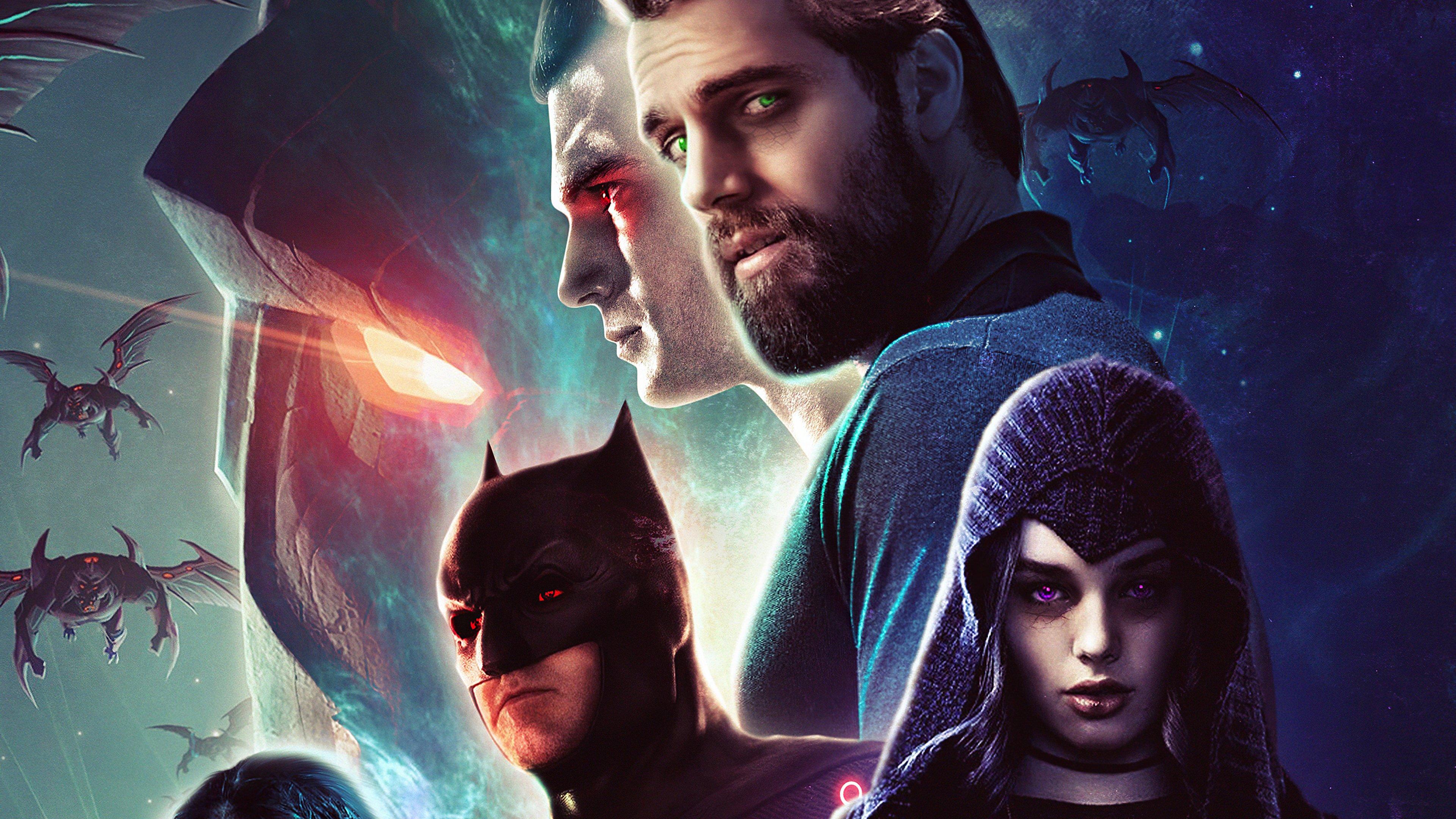 Wallpaper Justice League Dark: Apokolips War
