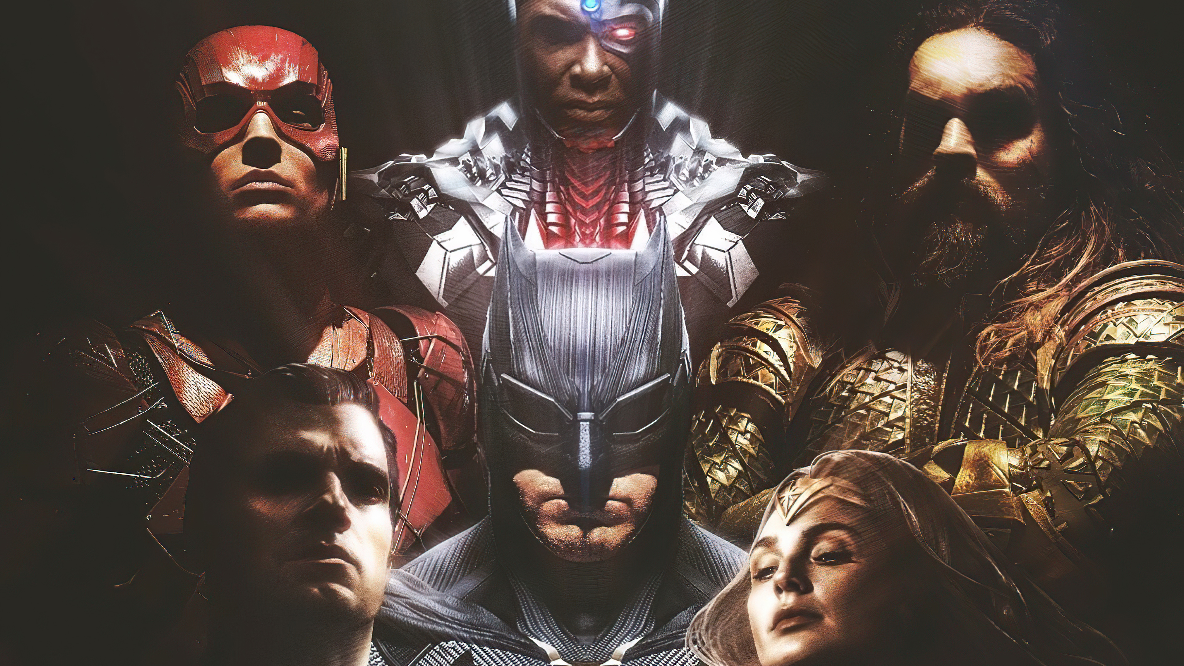 Fondos de pantalla Justice League Snyder Cut