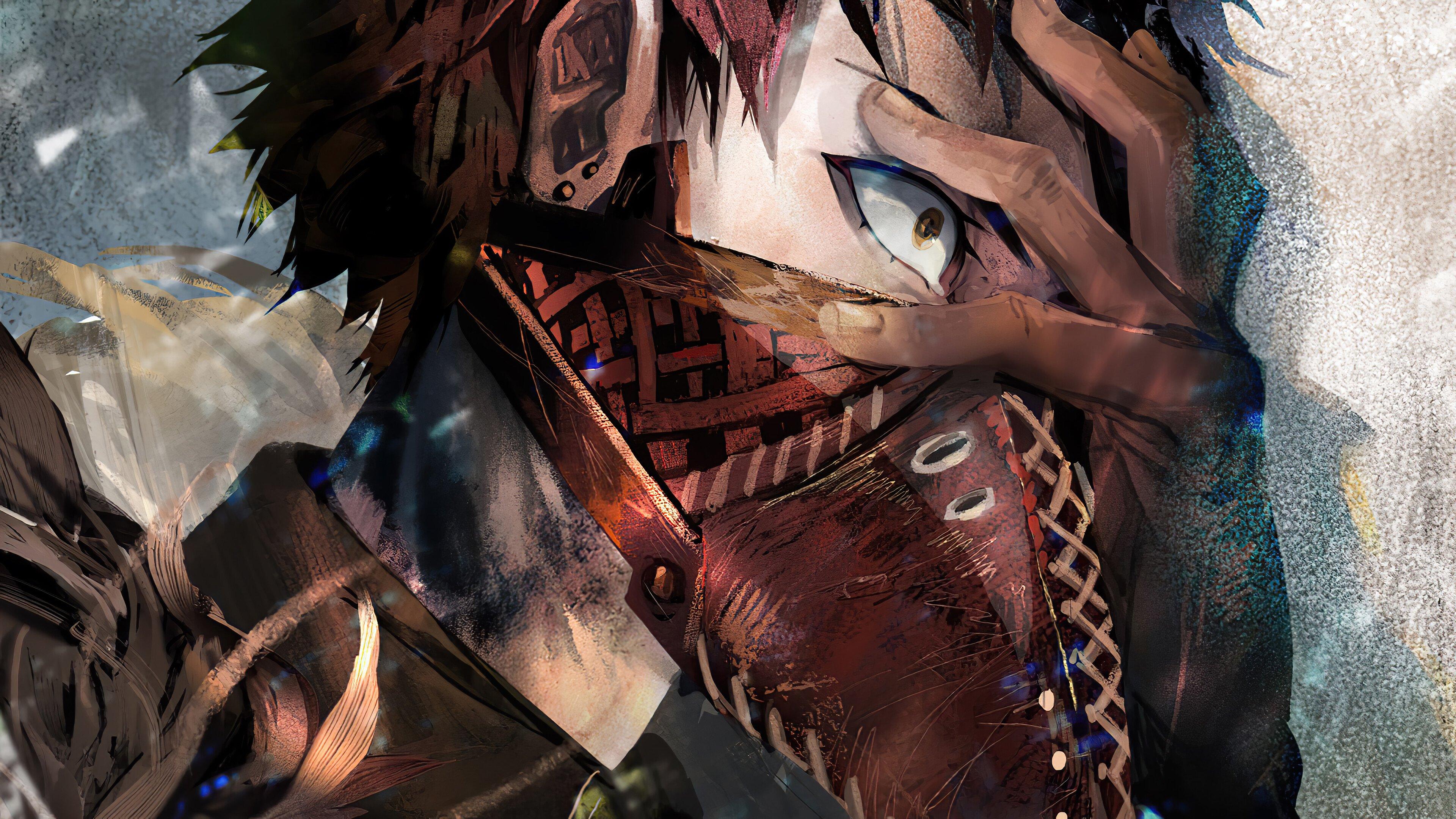 Anime Wallpaper Kai Chisaki character from My hero Academy