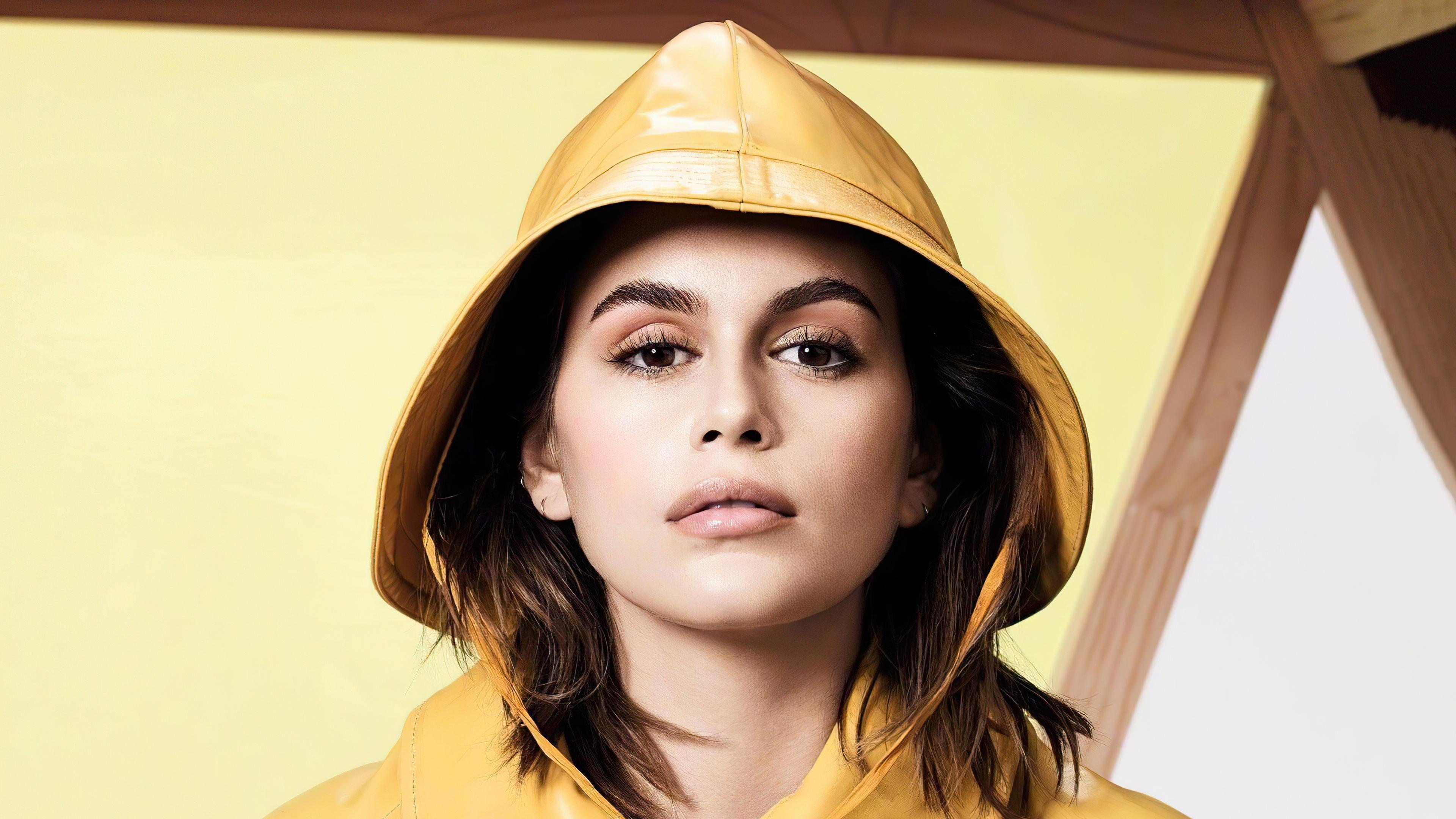 Fondos de pantalla Kaia Gerber para Vogue