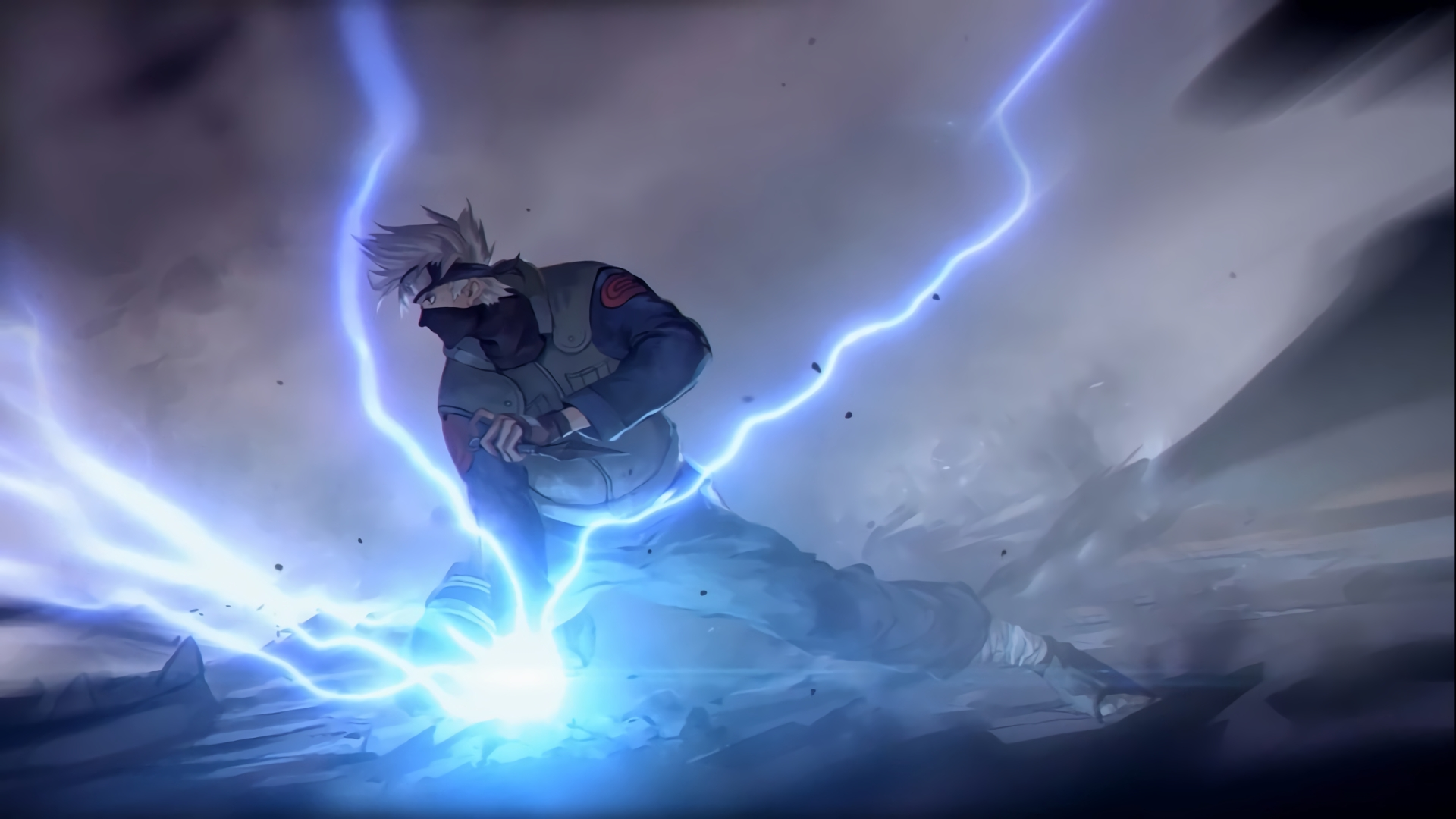 Kakashi Hatake Anime Wallpaper Full Hd Id 3613
