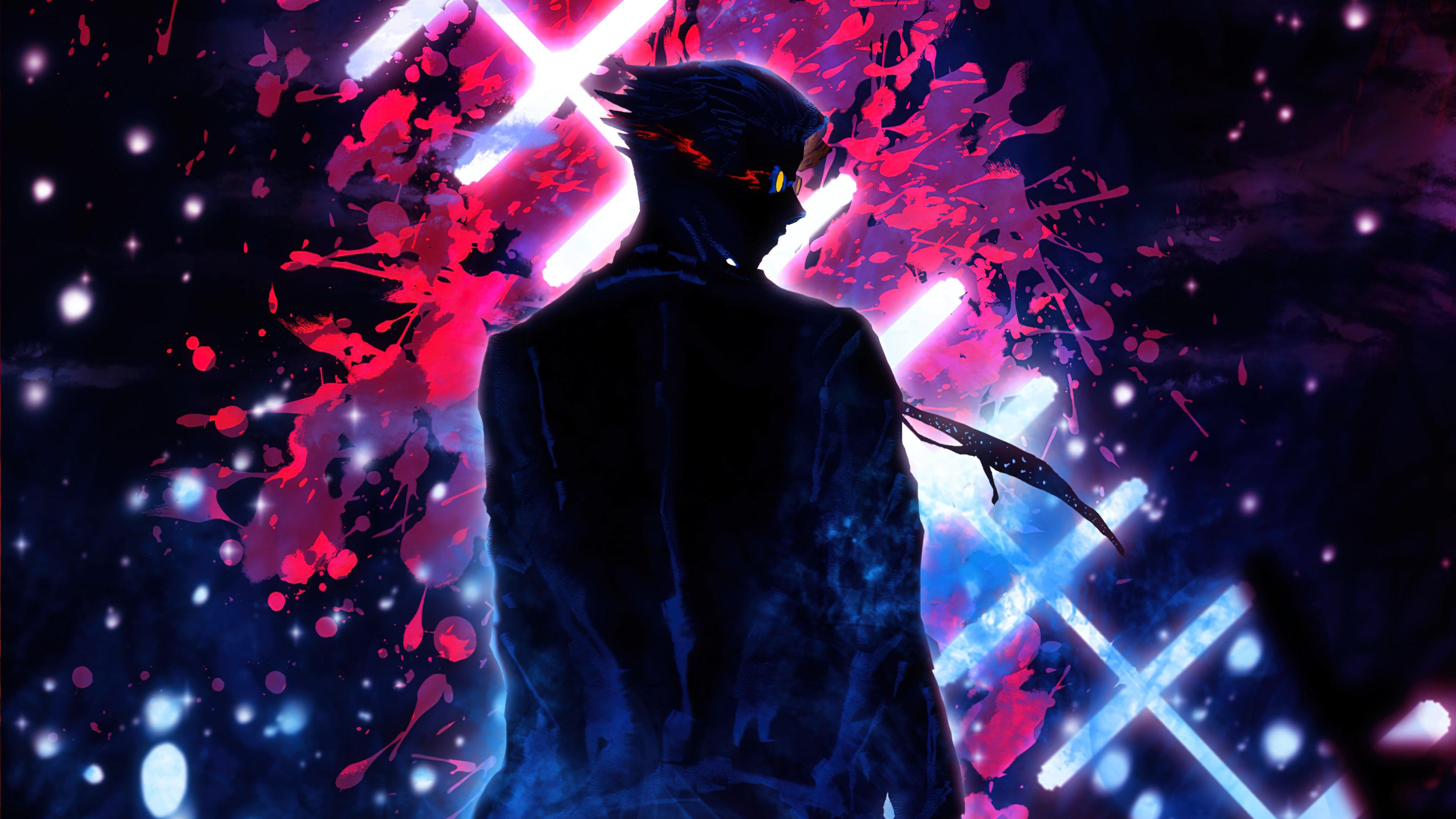 Fondos de pantalla Anime Kento Nanami de Jujutsu Kaisen
