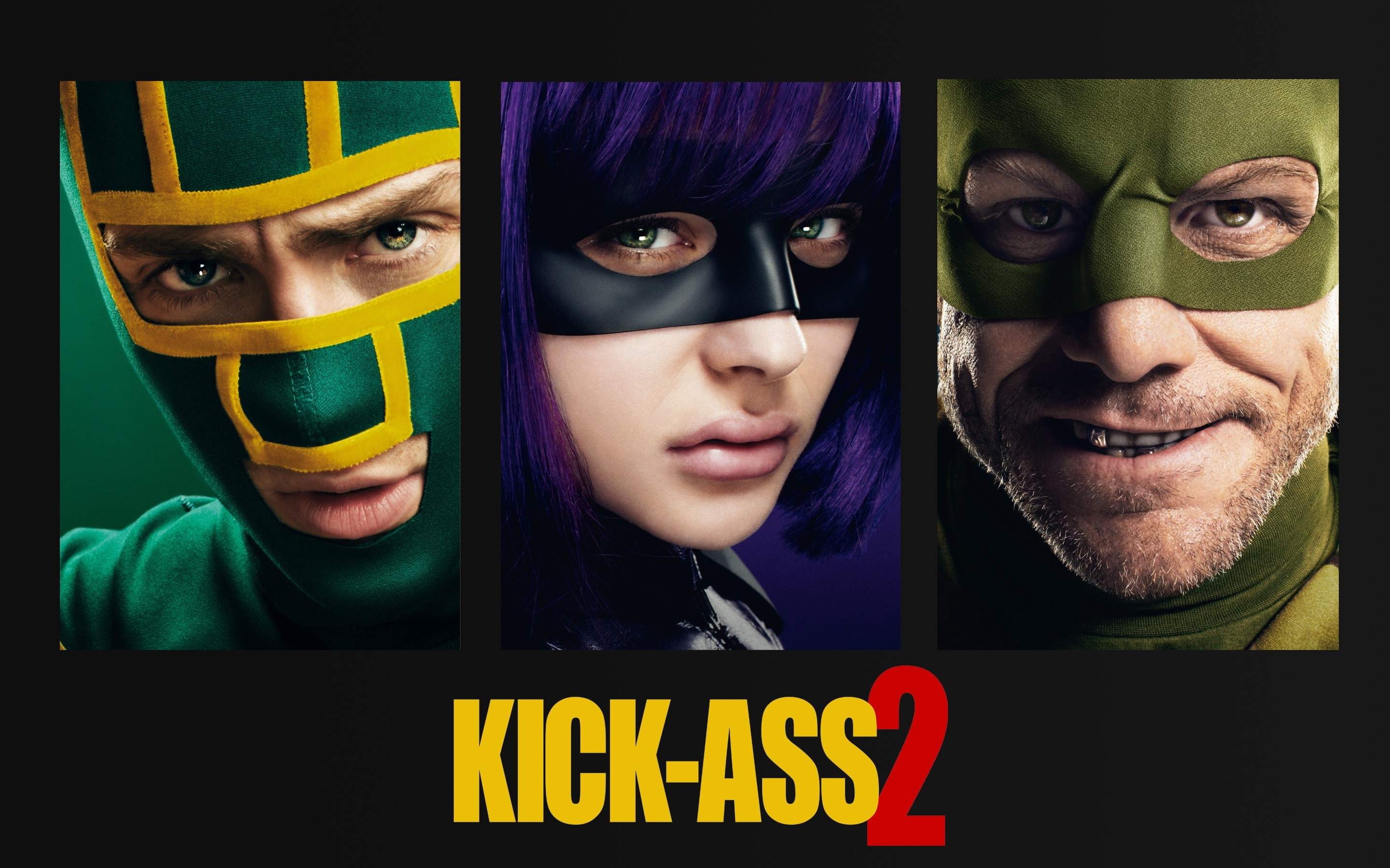 Wallpaper Kick Ass 2 2013