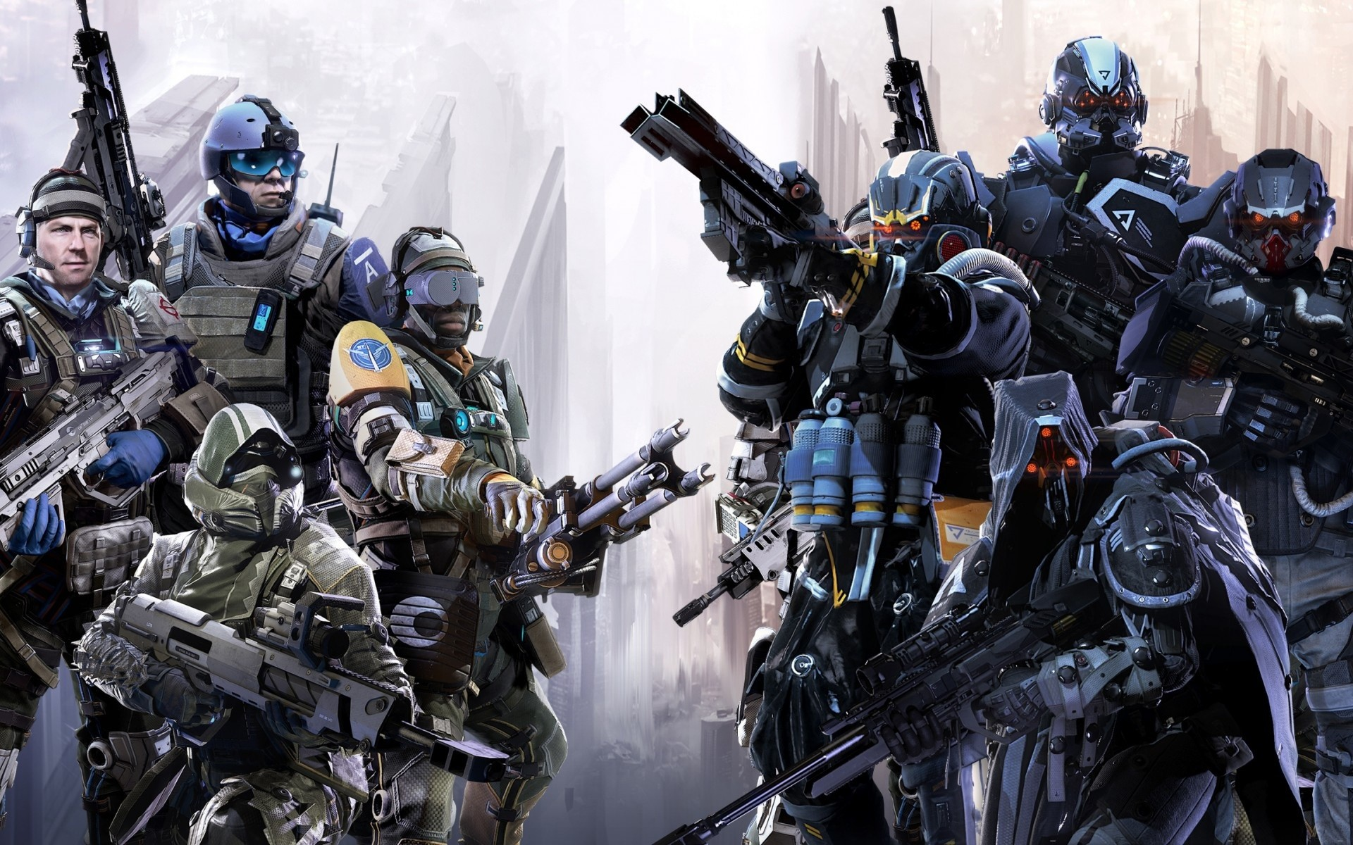 Fondos de pantalla Killzone: Shadow Fall