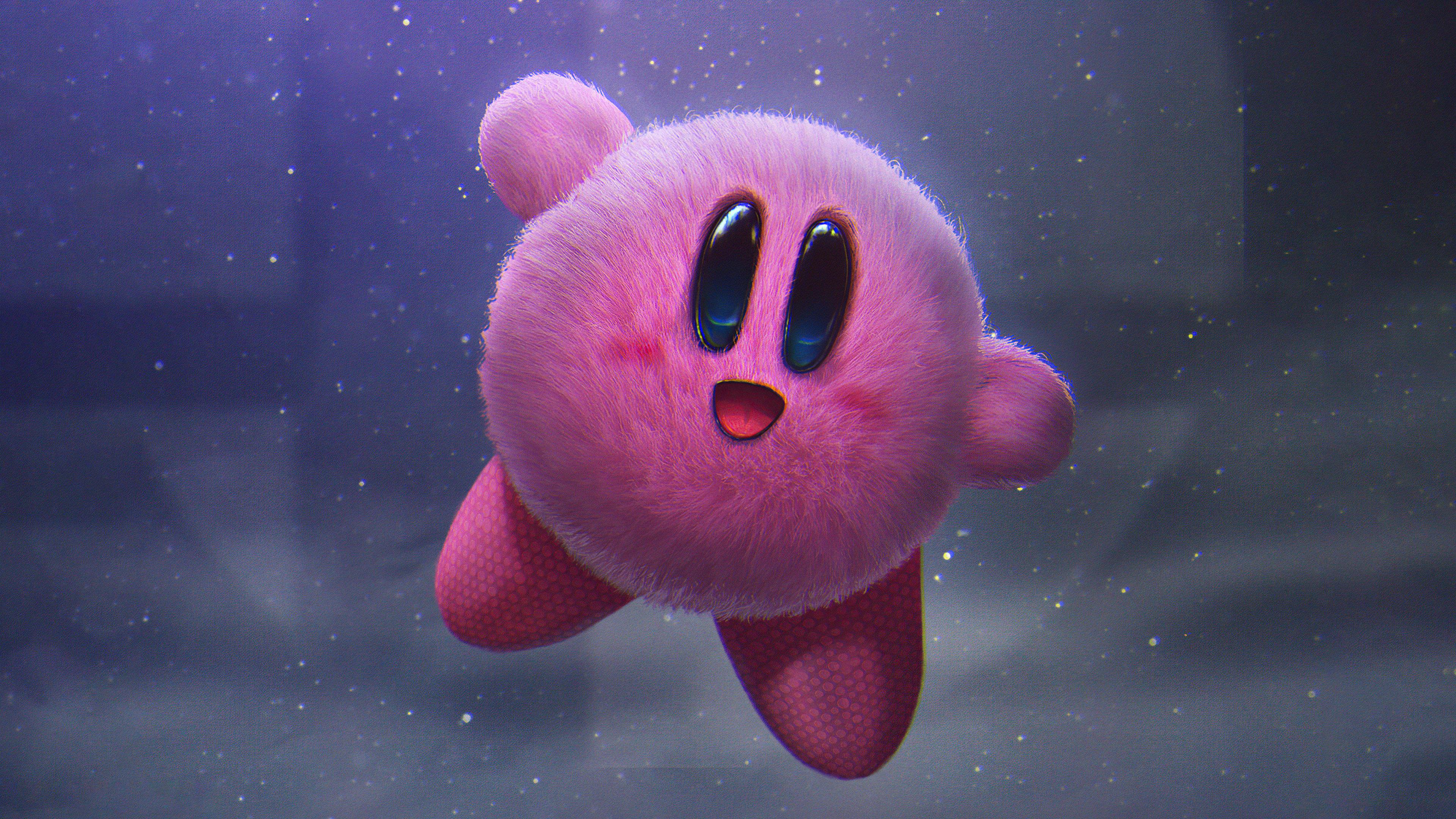 Fondos de pantalla Kirby Super Smash Bros
