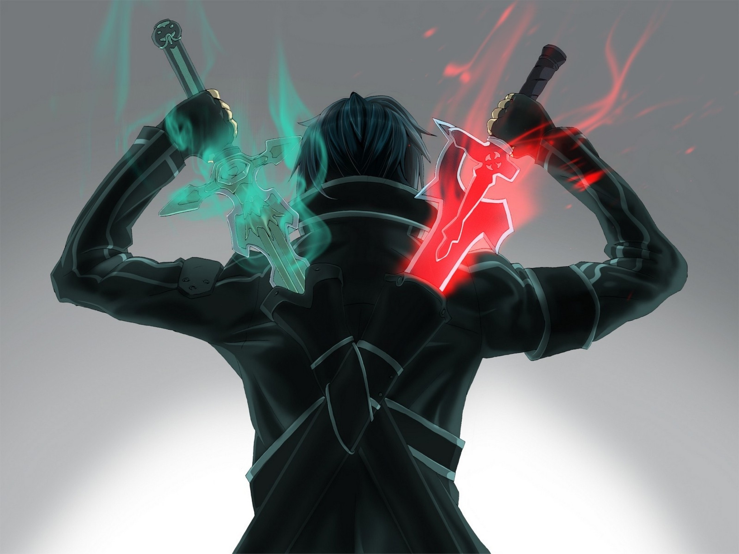 Fondos de pantalla Anime Kirito Sword Art Online
