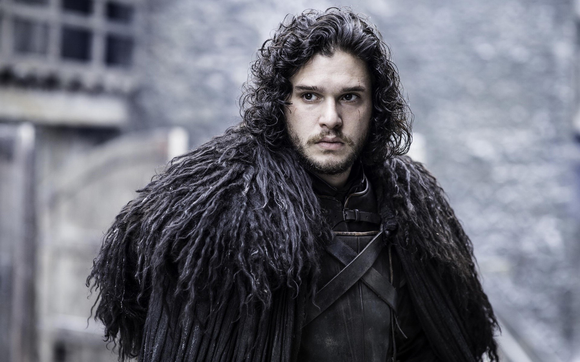 Wallpaper Kit Harington as Jon Snow