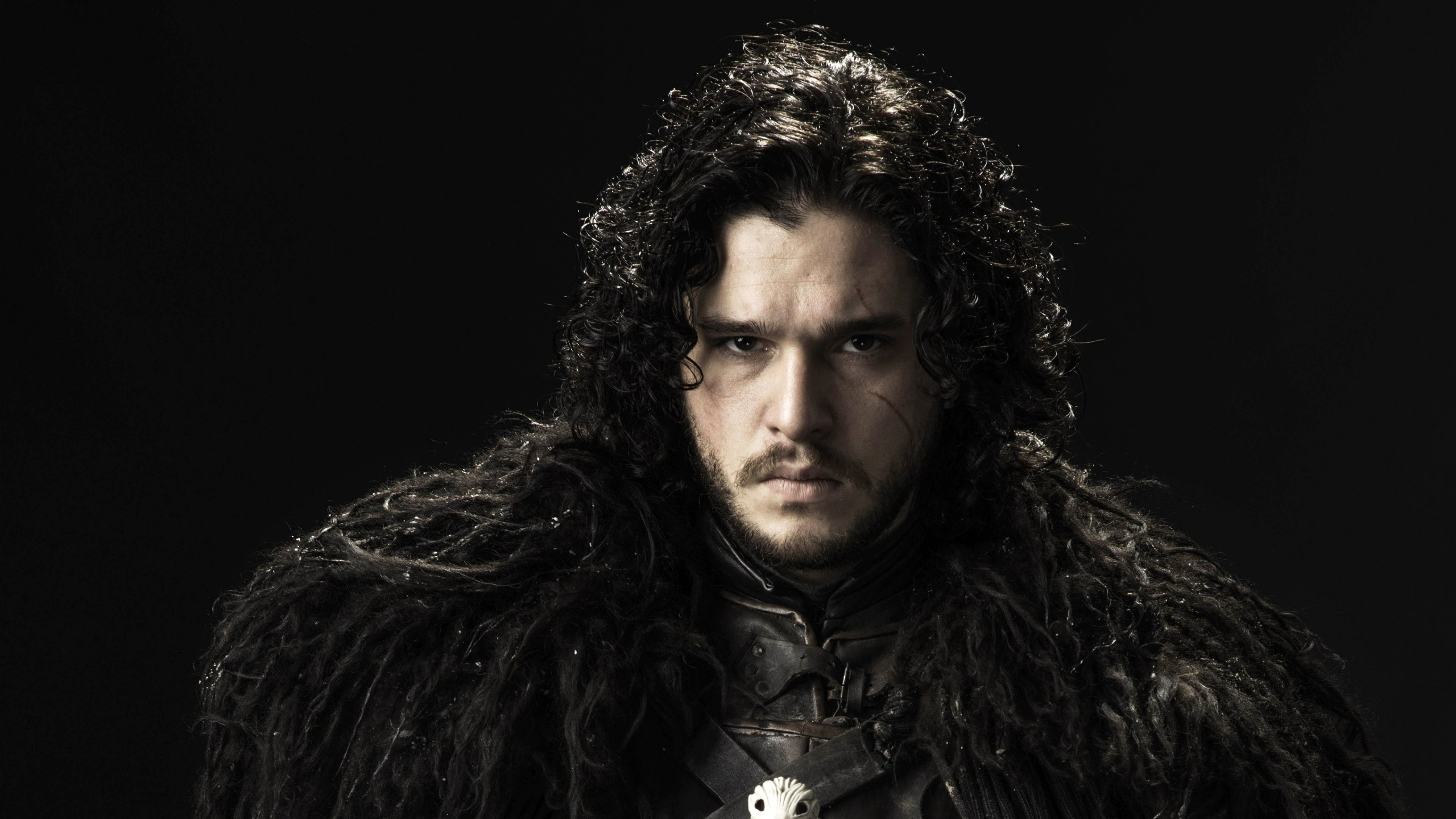 Wallpaper Kit Harington as Jon Snow