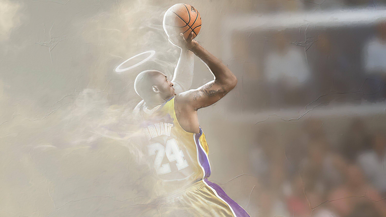 Fondos de pantalla Kobe Bryant Fanart