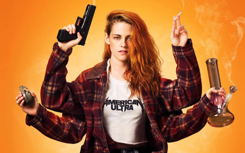 Wallpaper Kristen Stewart as Phoebe in American Ultra
