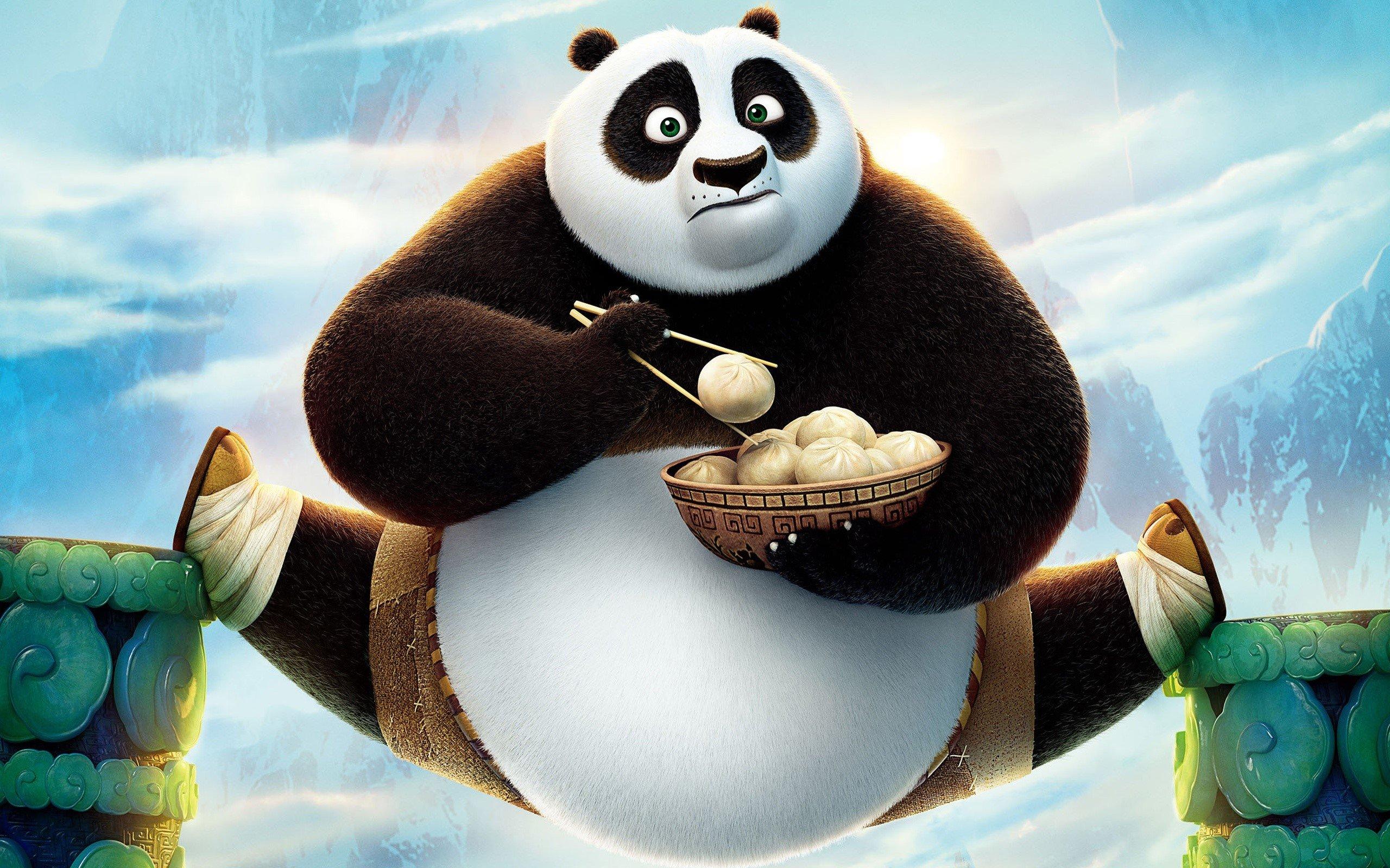 Fondos de pantalla Kung fu panda 3