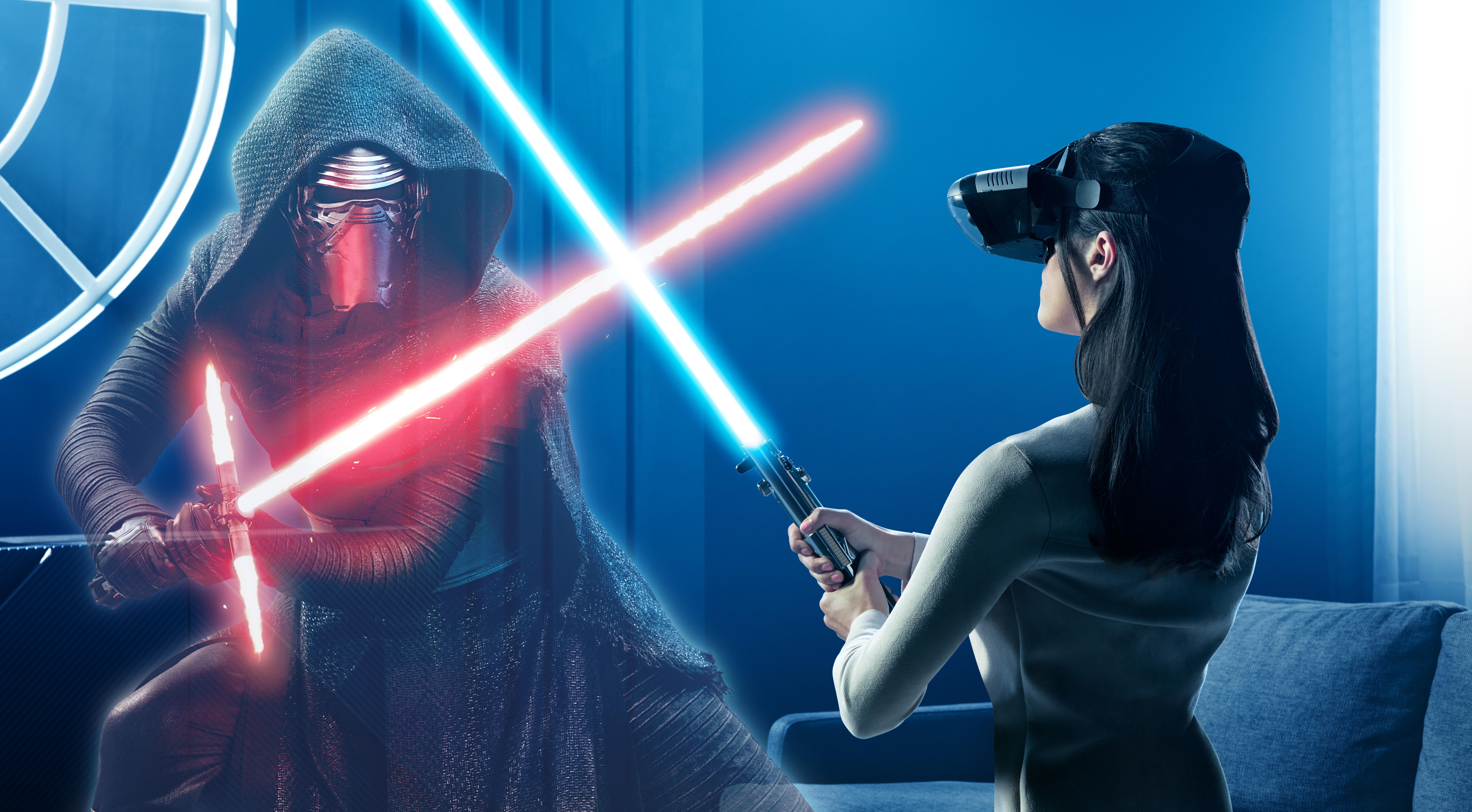 Fondos de pantalla Kylo Ren Realidad Virtual