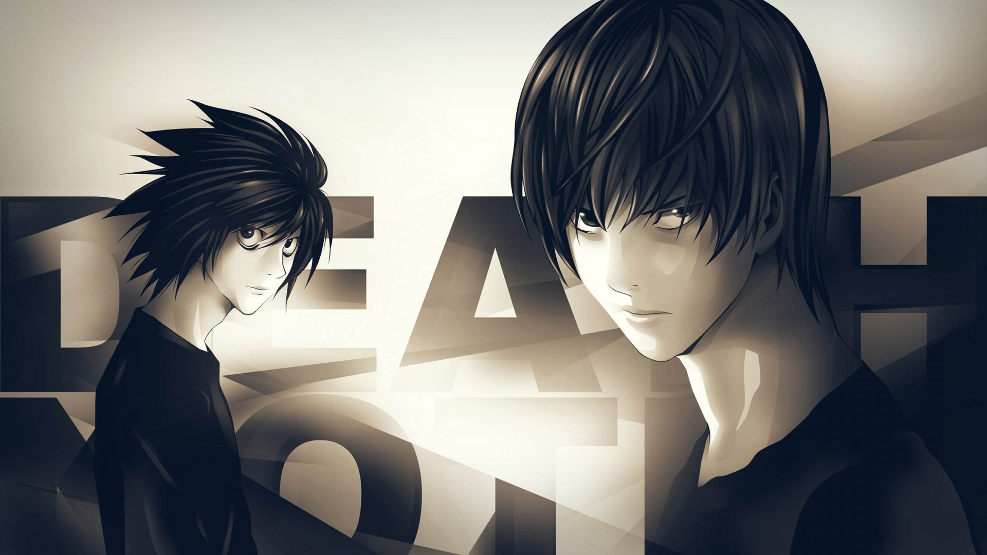 Wallpaper L y Light Yagami Images
