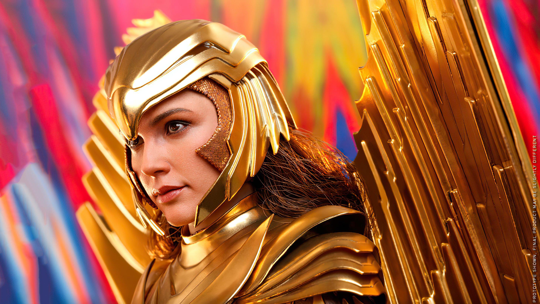 Fondos de pantalla La mujer maravilla 1984 con armadura