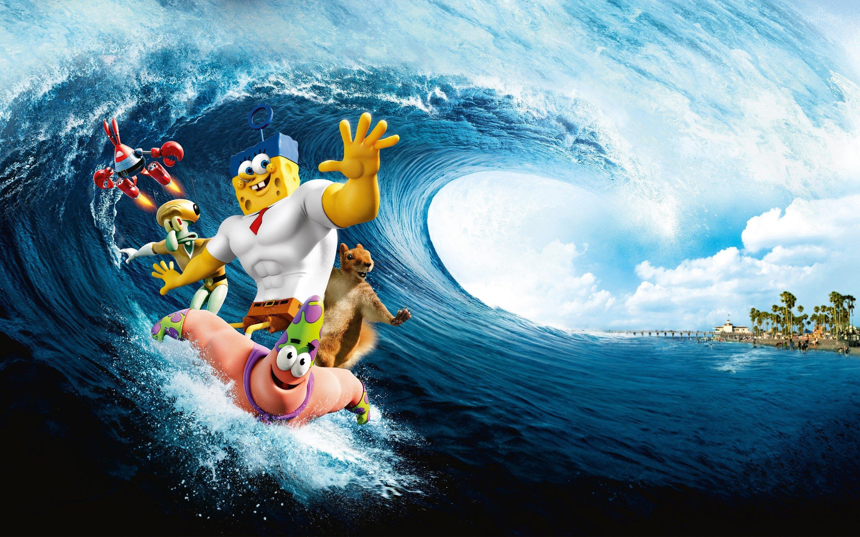 Wallpaper SpongeBob's movie