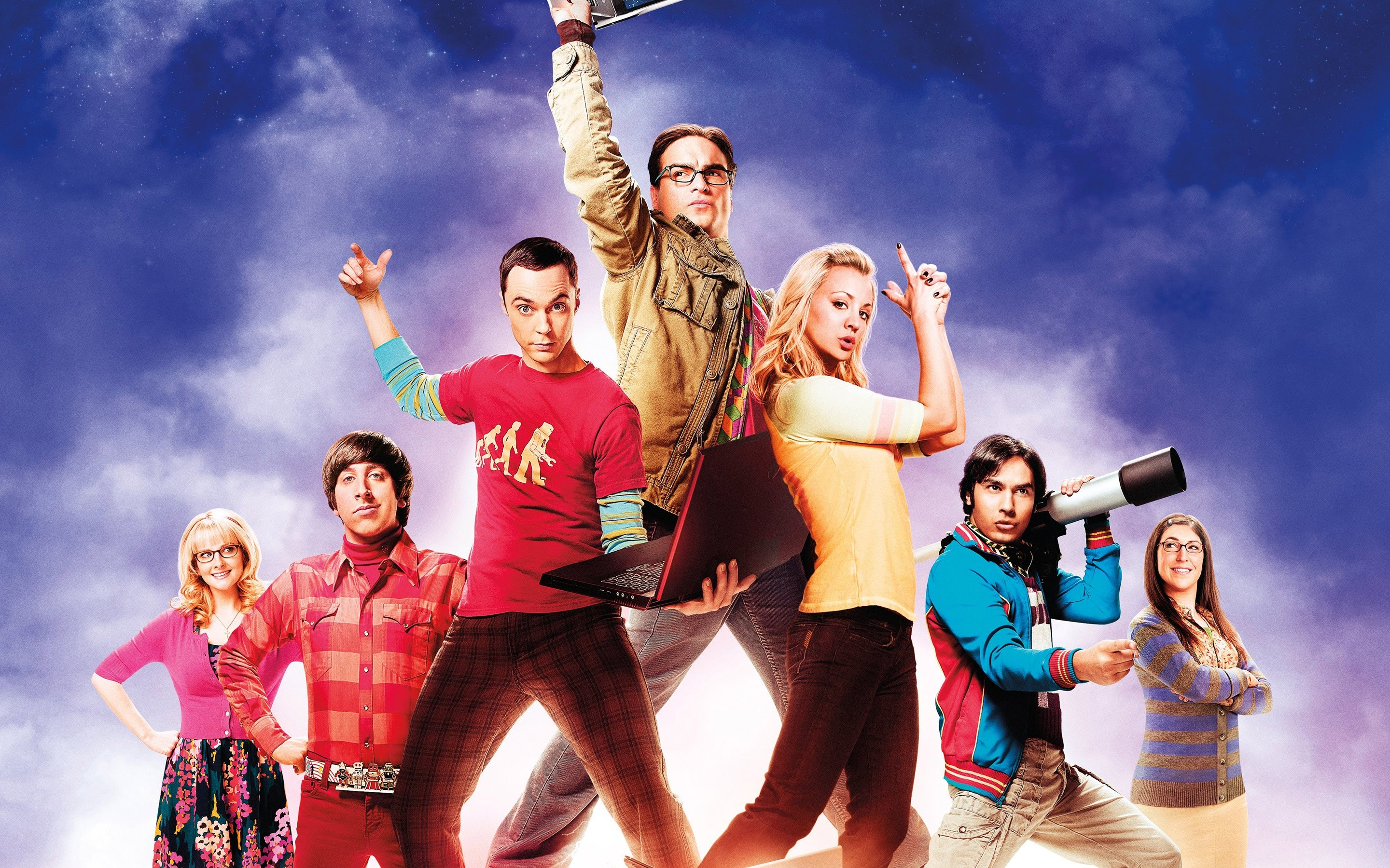 Wallpaper Big Bang Theory