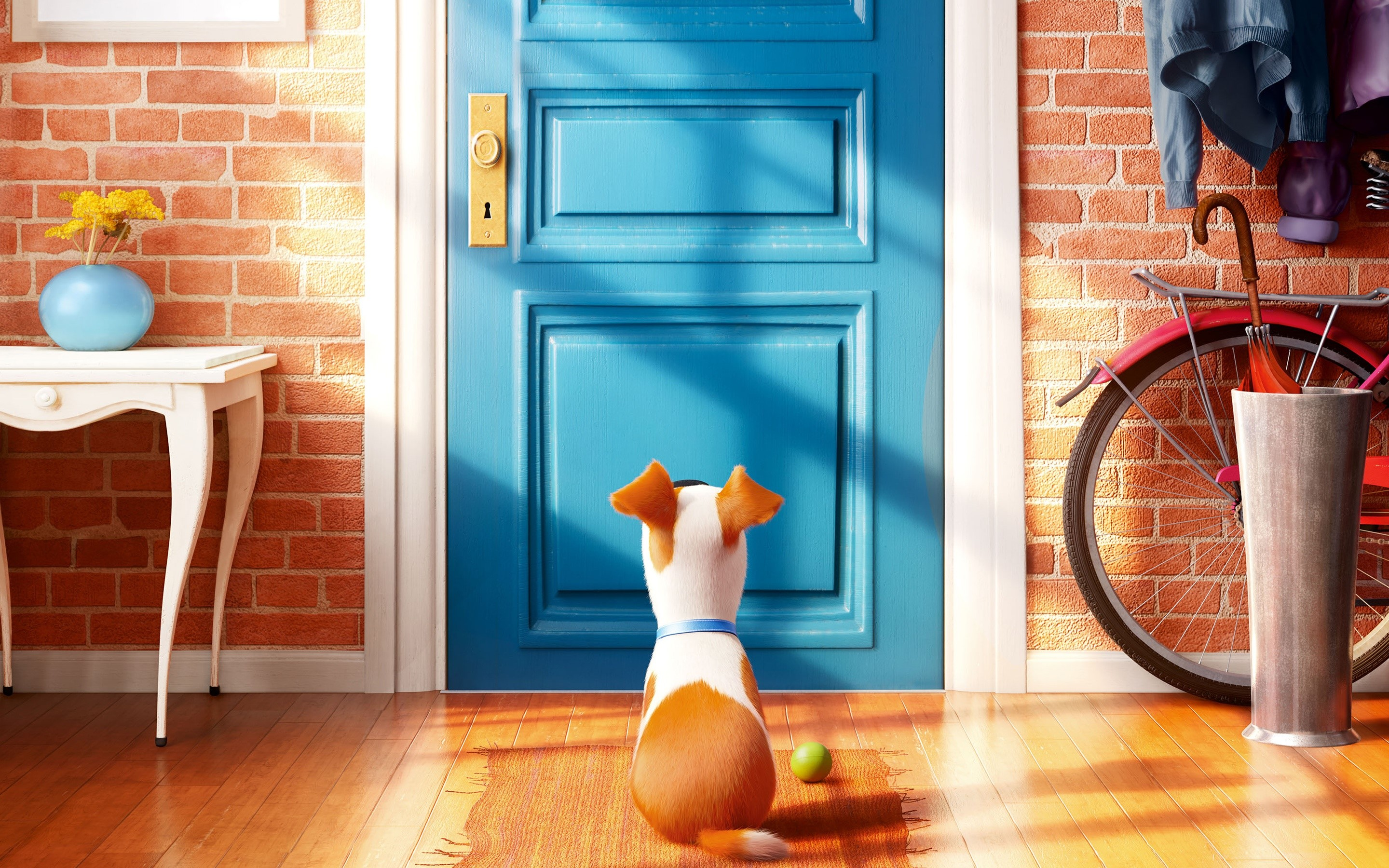 Wallpaper The secret life of pets