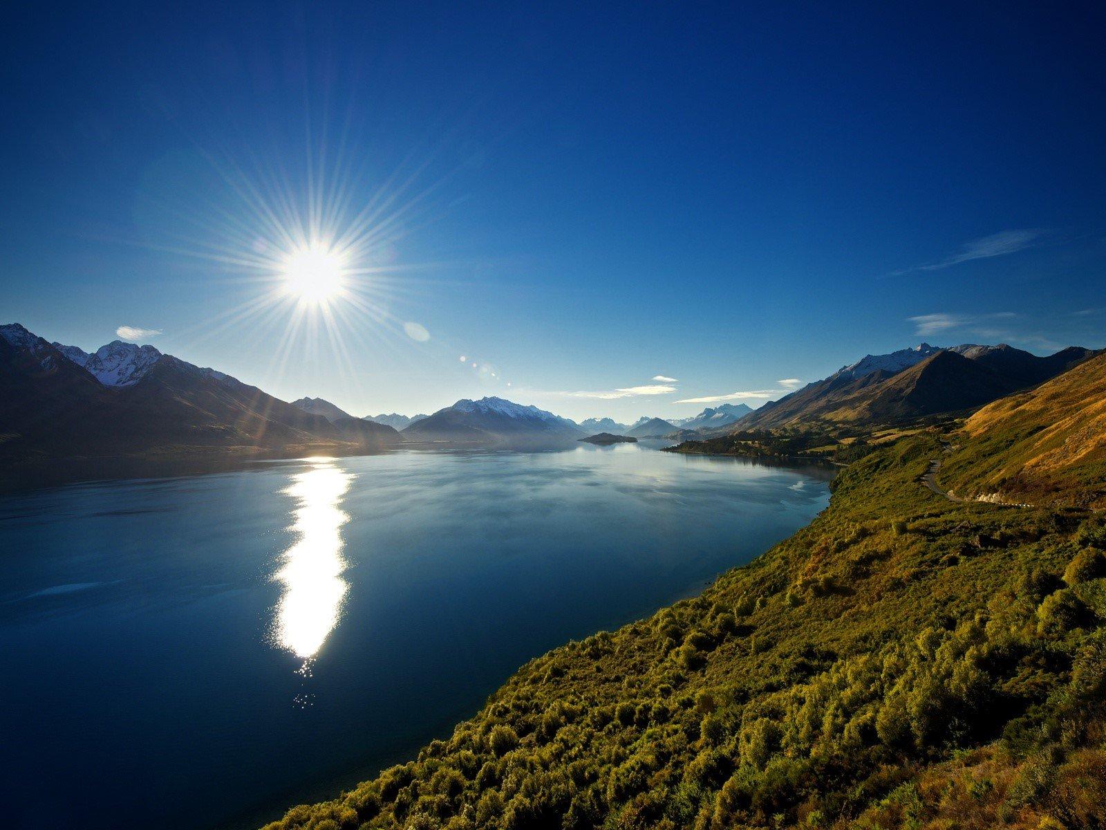 Wallpaper Lago Wakatipu Images