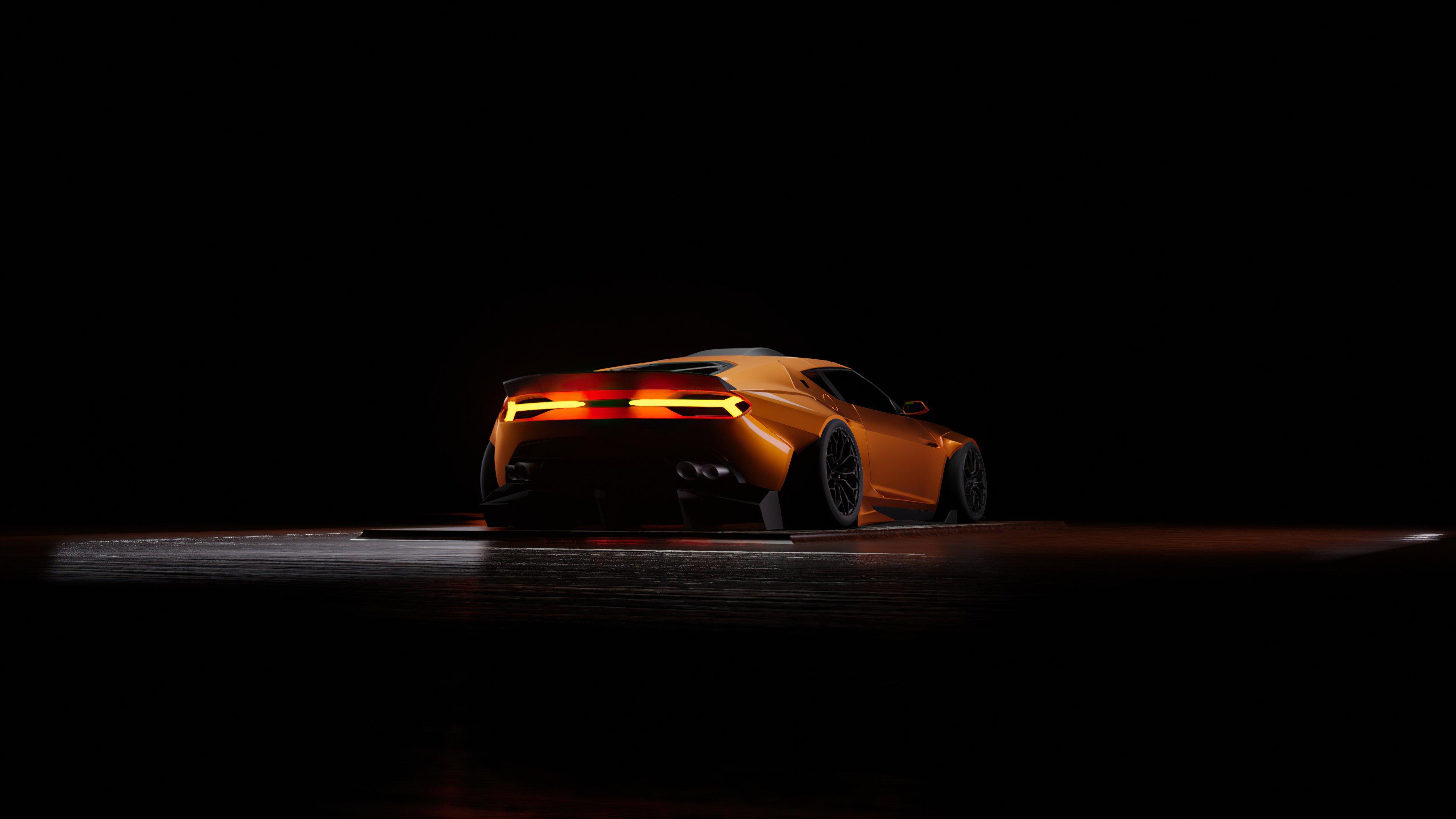 Wallpaper Lamborghini Asterion