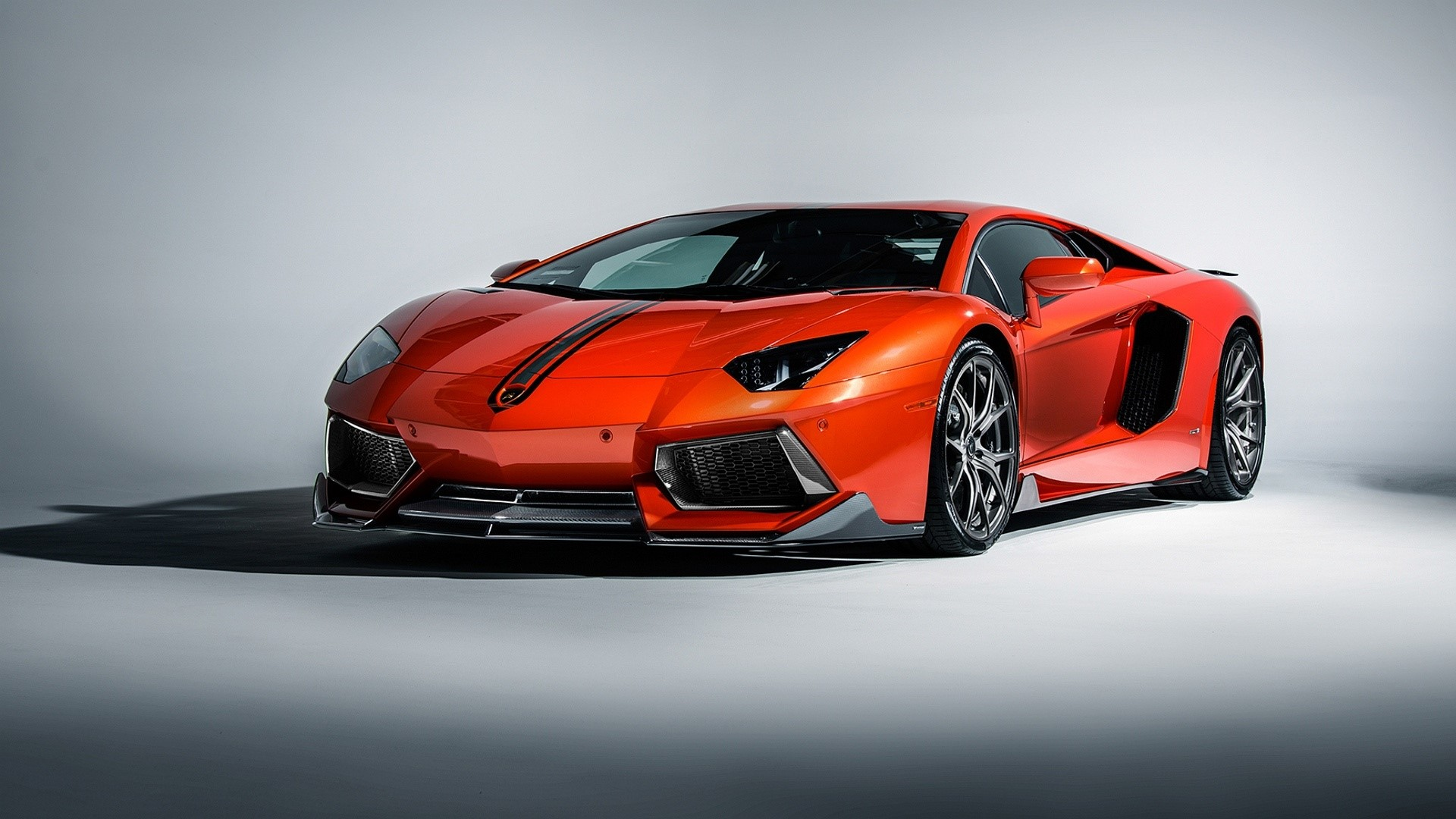 Wallpaper Lamborghini Aventador LP 700 4