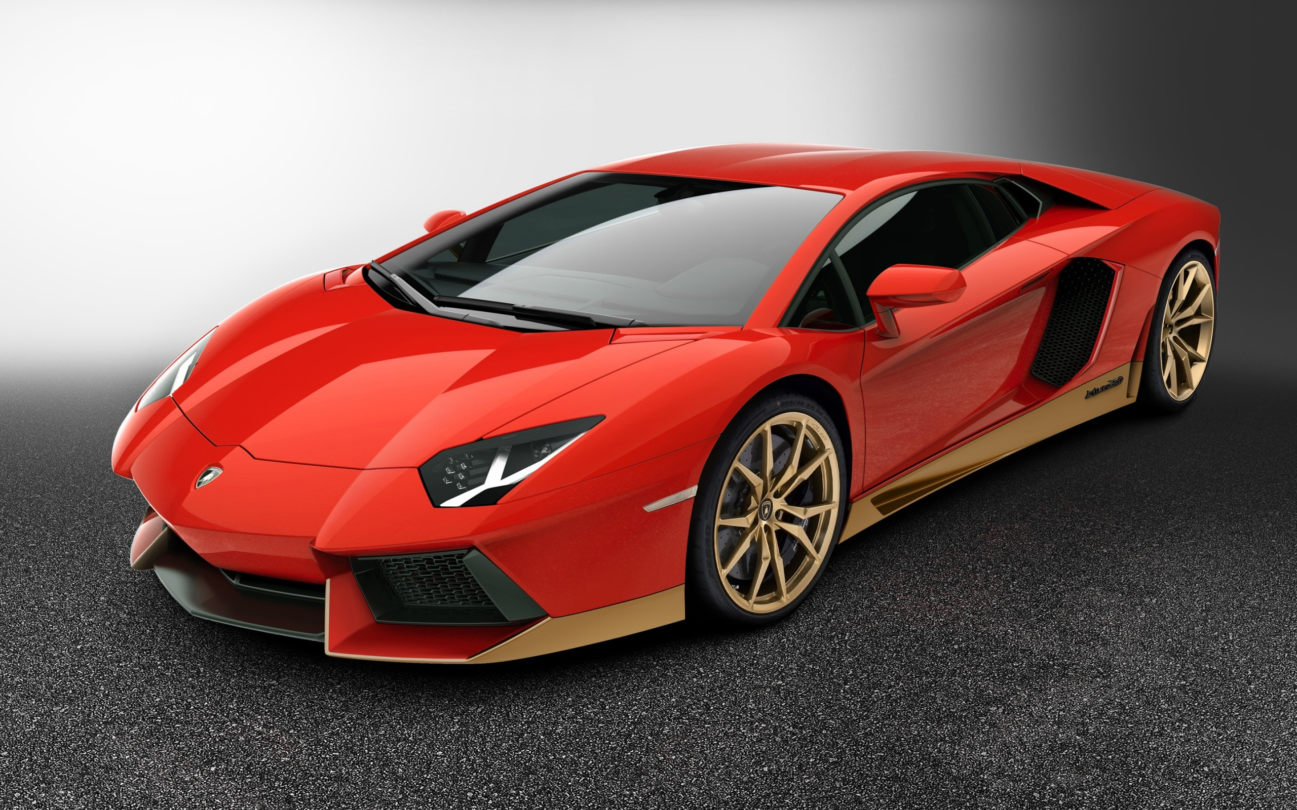 Wallpaper Lamborghini Aventador LP 700 4 rojo Images