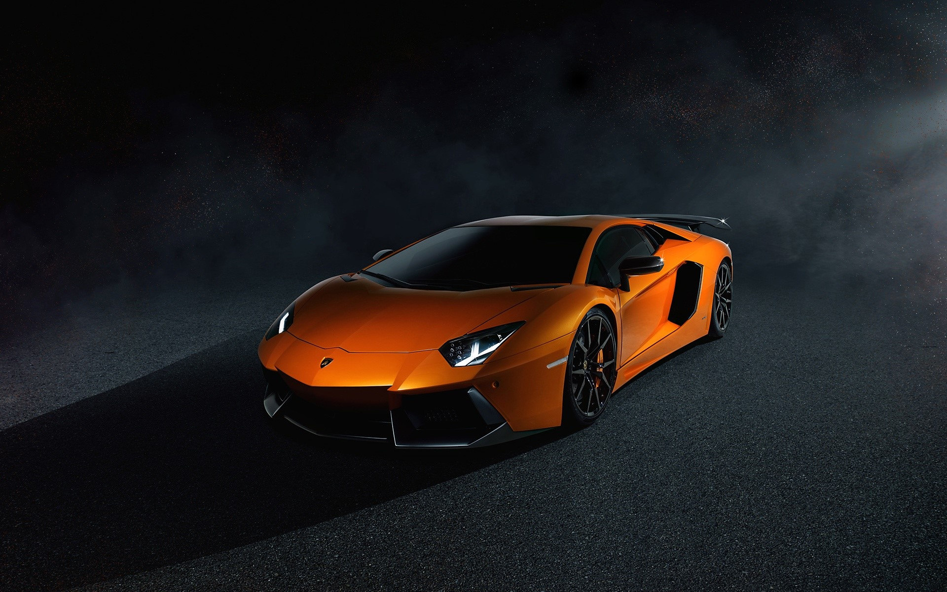 Wallpaper Lamborghini Aventador LP700 4