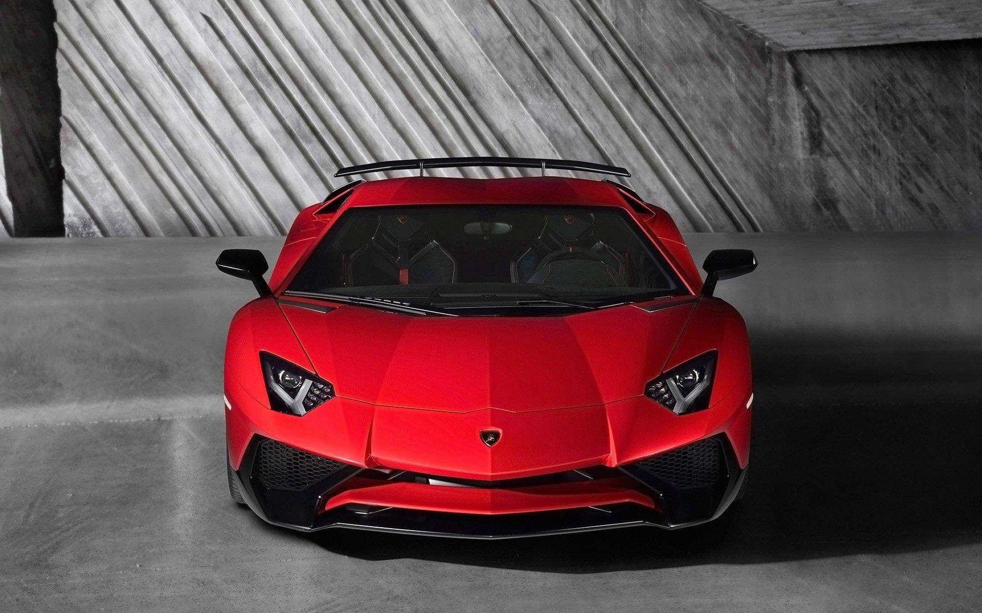 Wallpaper Lamborghini Aventador LP750 4 superveloce