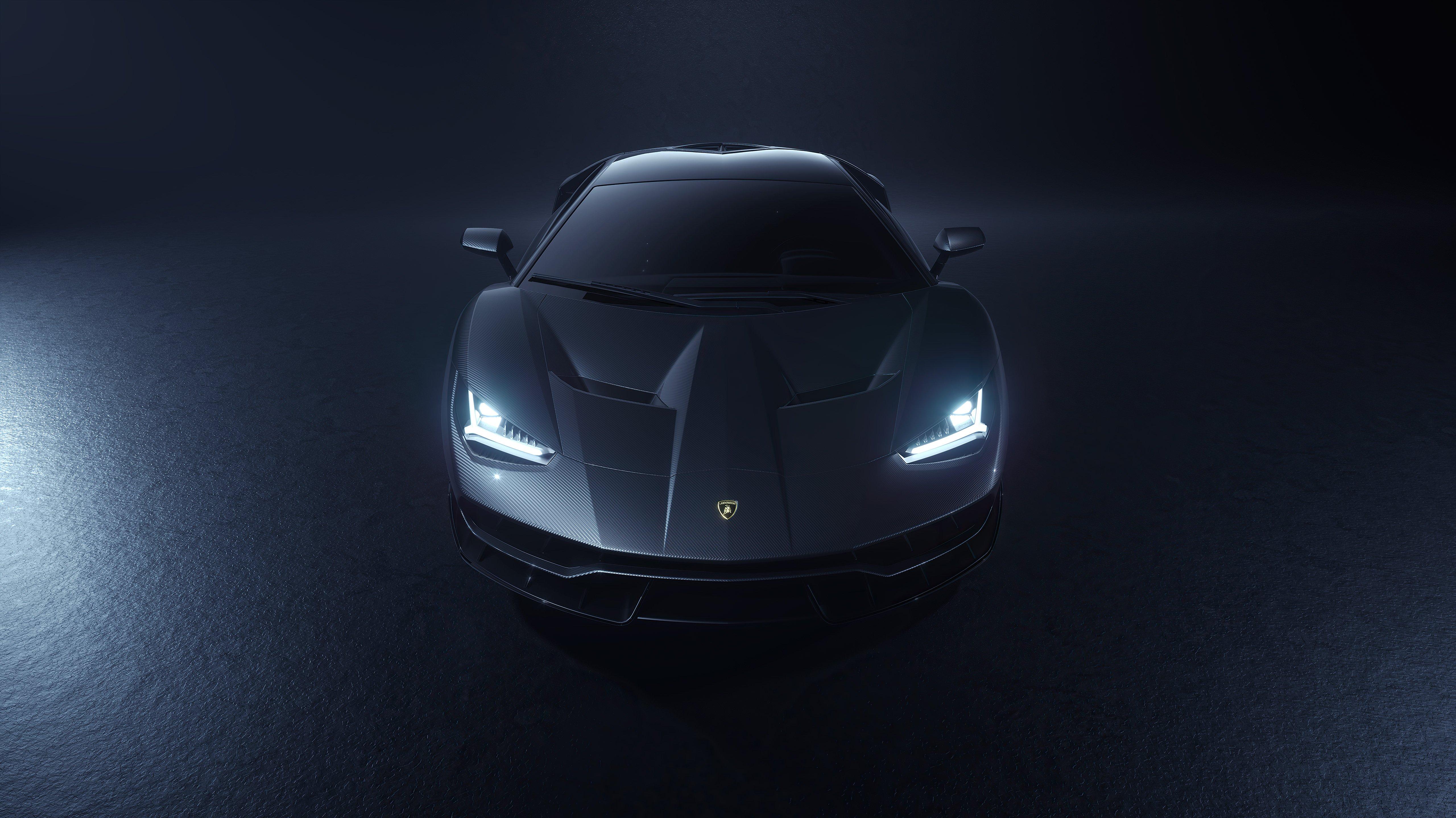 Fondos de pantalla Lamborghini Centenario Gris