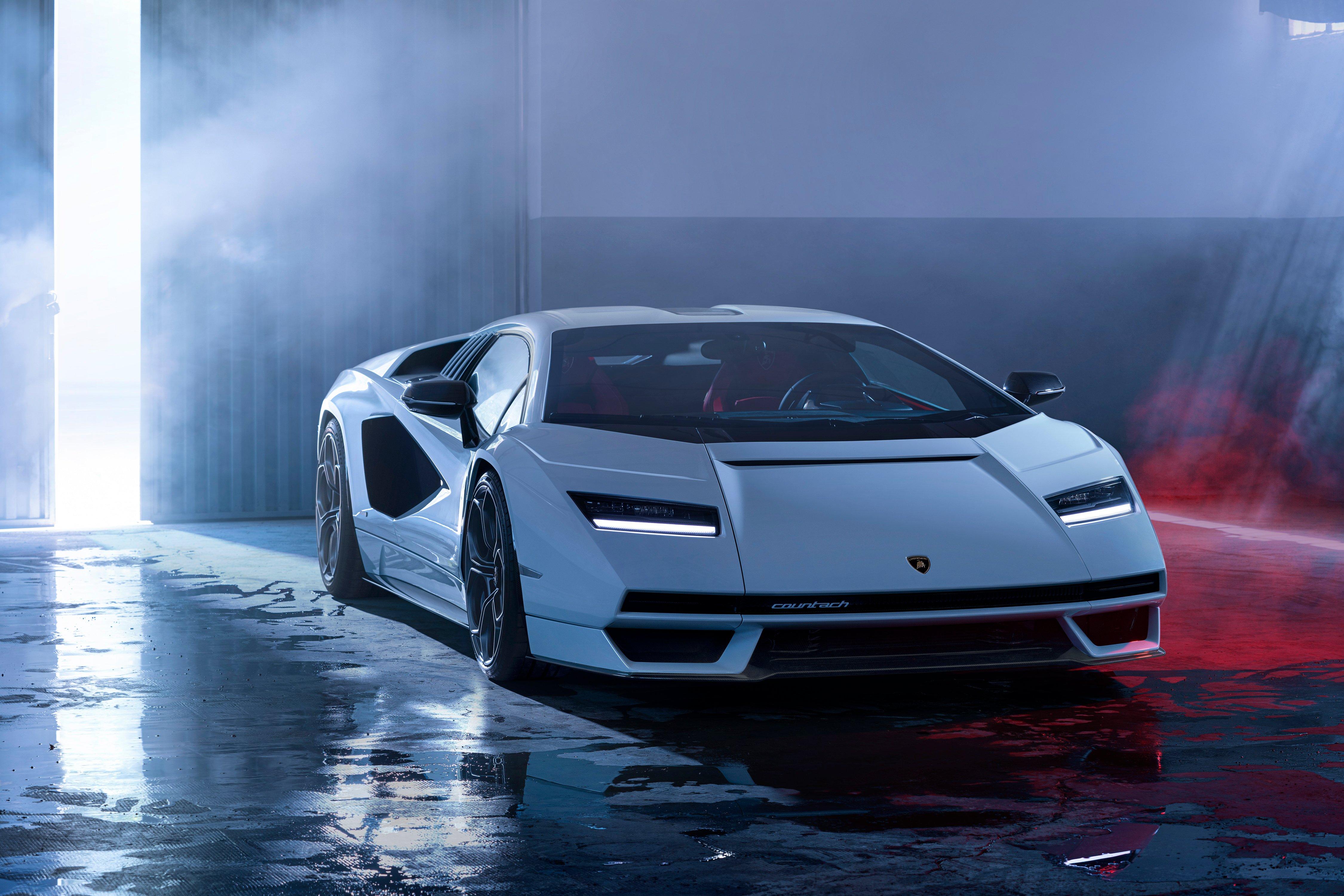 Fondos de pantalla Lamborghini Countach LPI 800