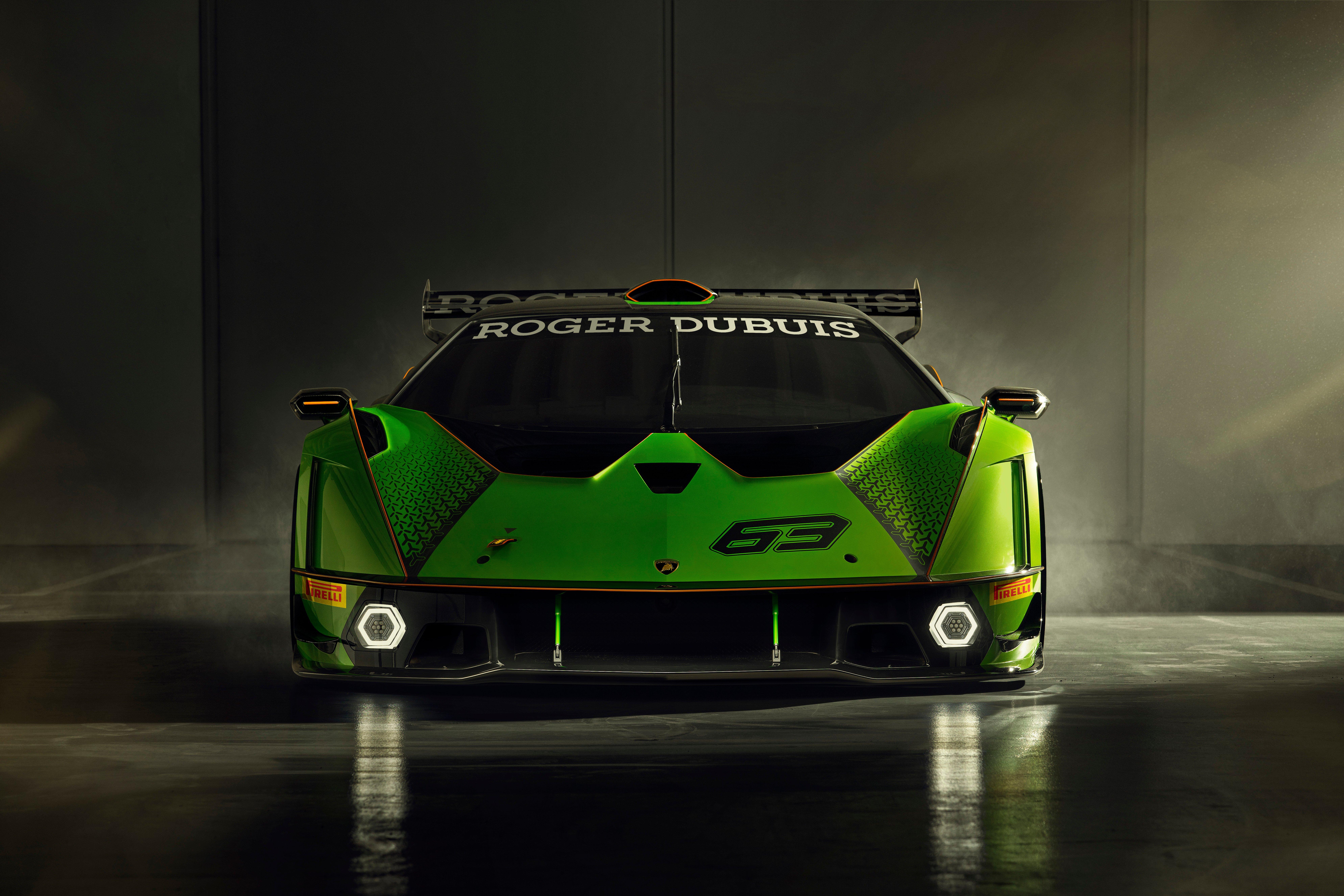 Fondos de pantalla Lamborghini Essenza SCV12 2020